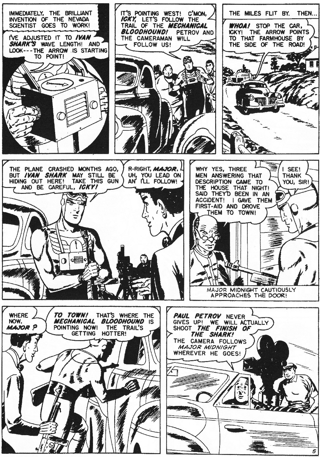 Read online Men of Mystery Comics comic -  Issue #75 - 62