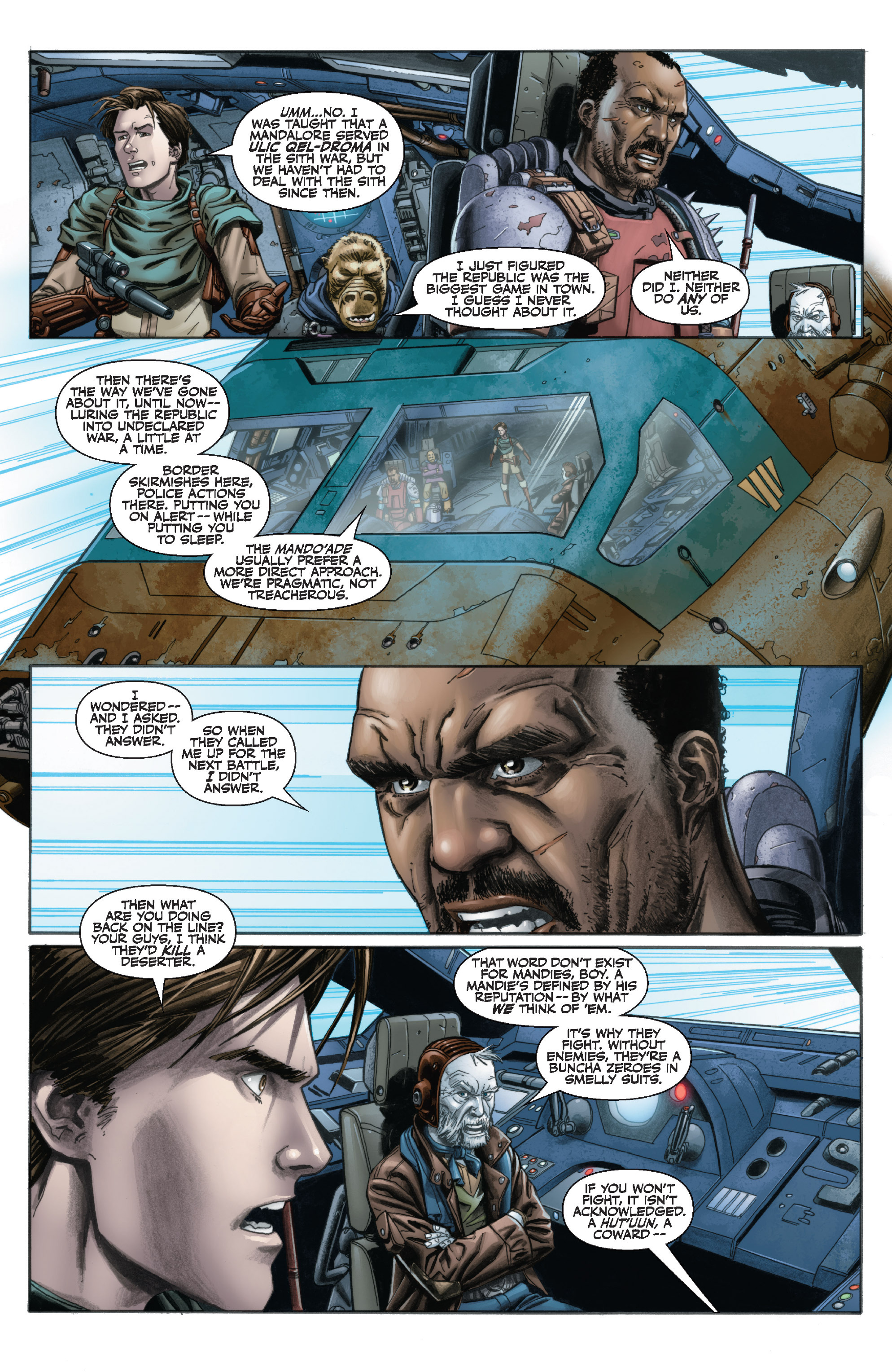 Read online Star Wars Omnibus comic -  Issue # Vol. 29 - 180