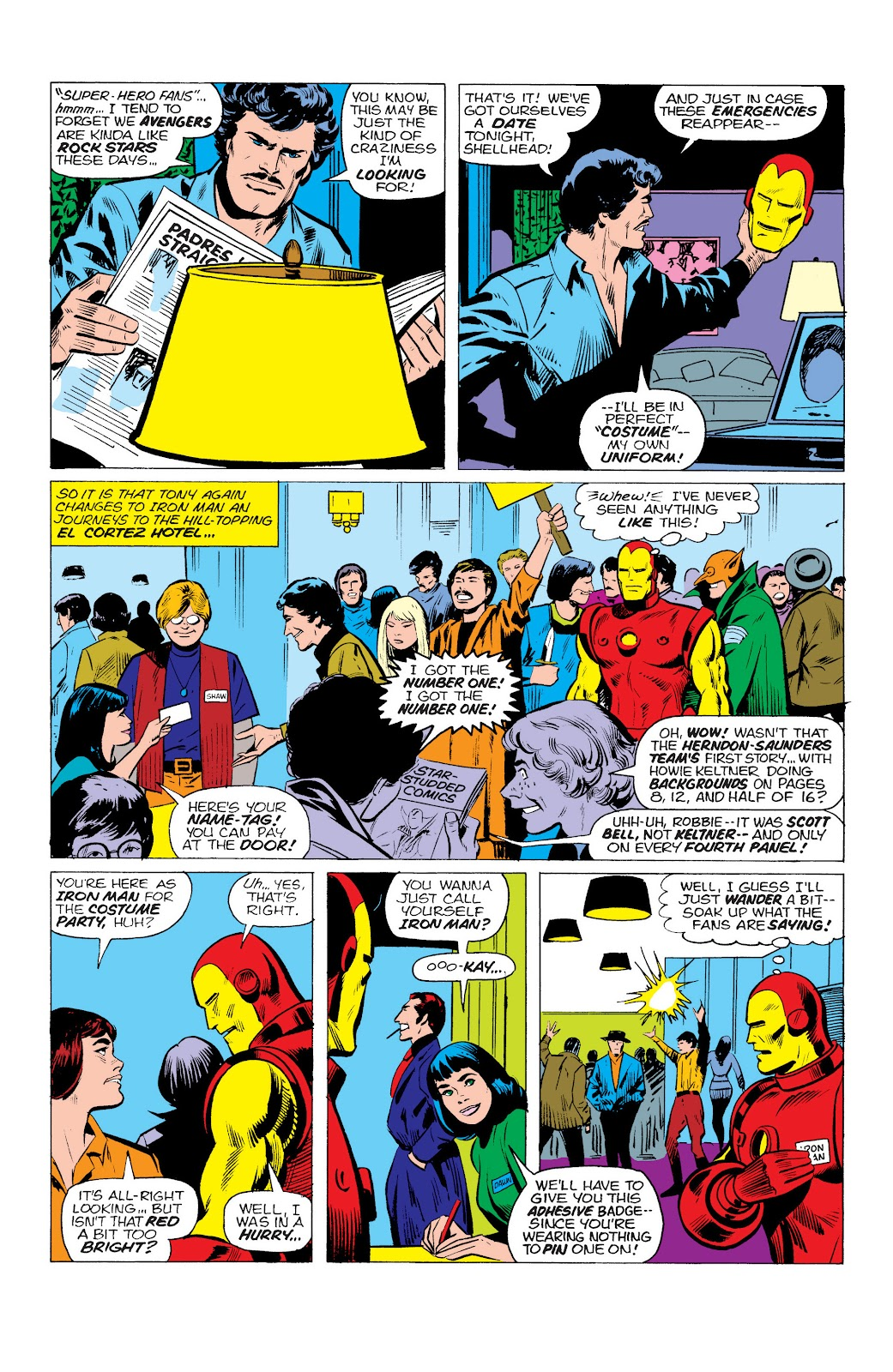 Read online Marvel Masterworks: The Invincible Iron Man comic -  Issue # TPB 10 (Part 1) - 87