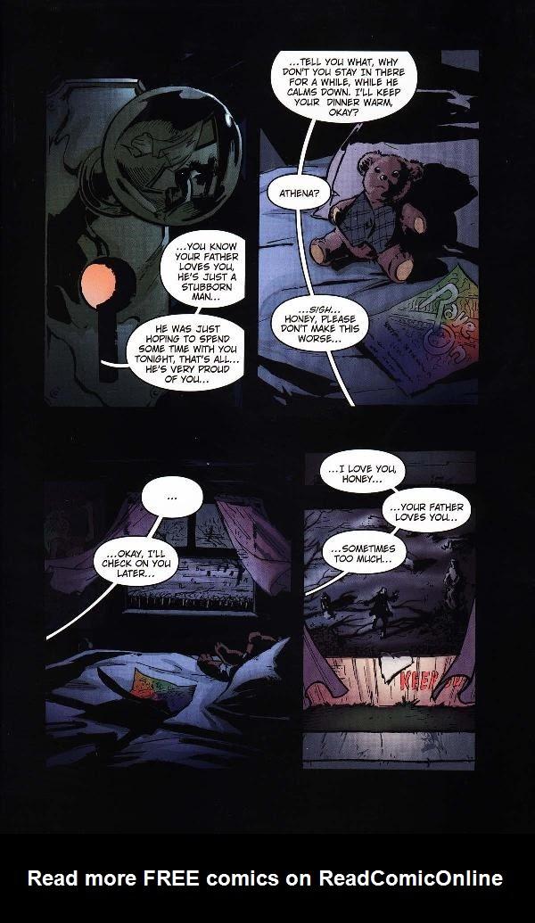 Read online Vampire the Masquerade comic -  Issue # Nosferatu - 11