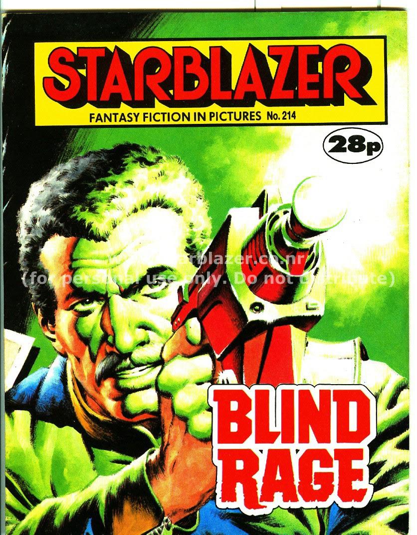 Starblazer issue 214 - Page 1