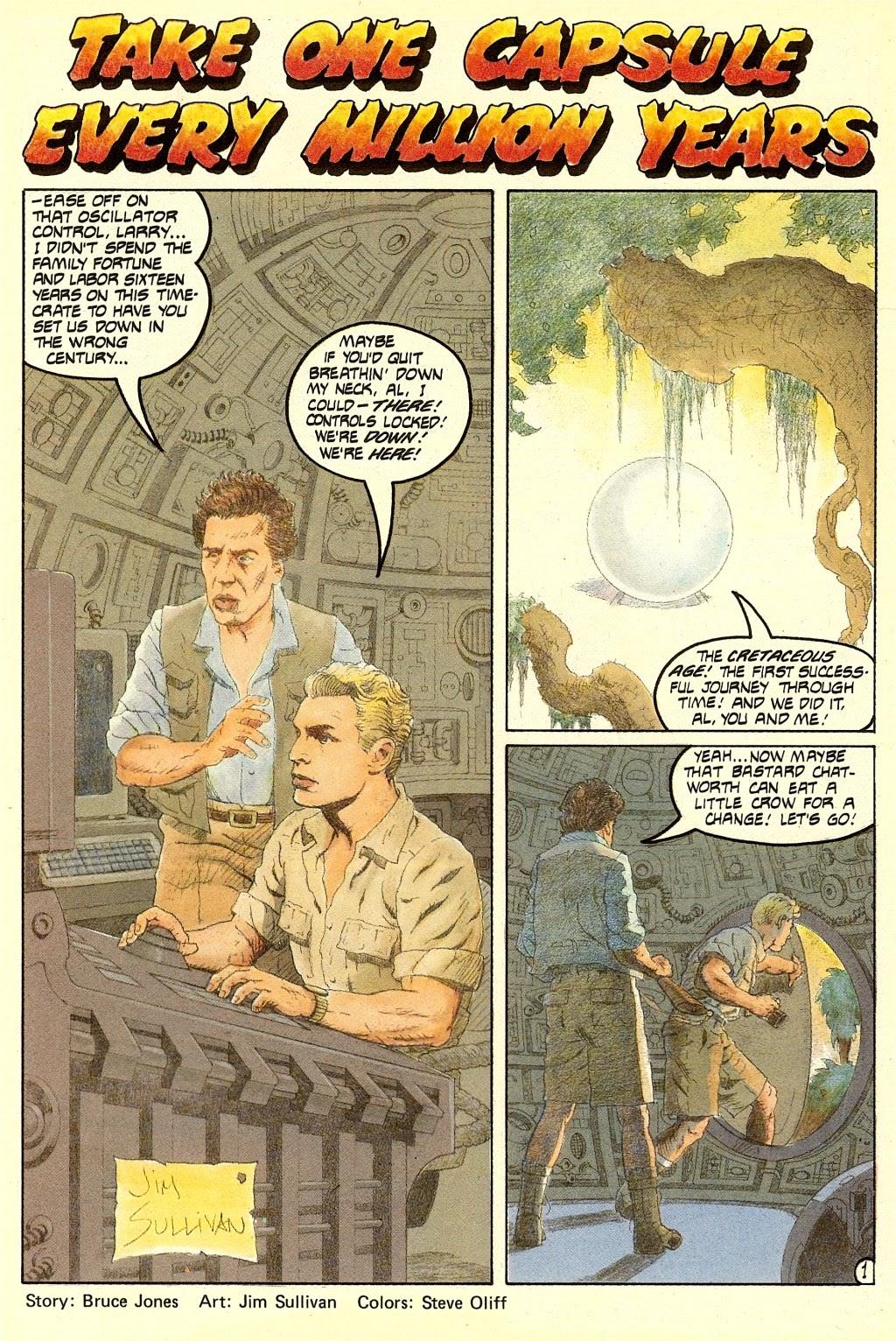 Alien Encounters 8 Page 3
