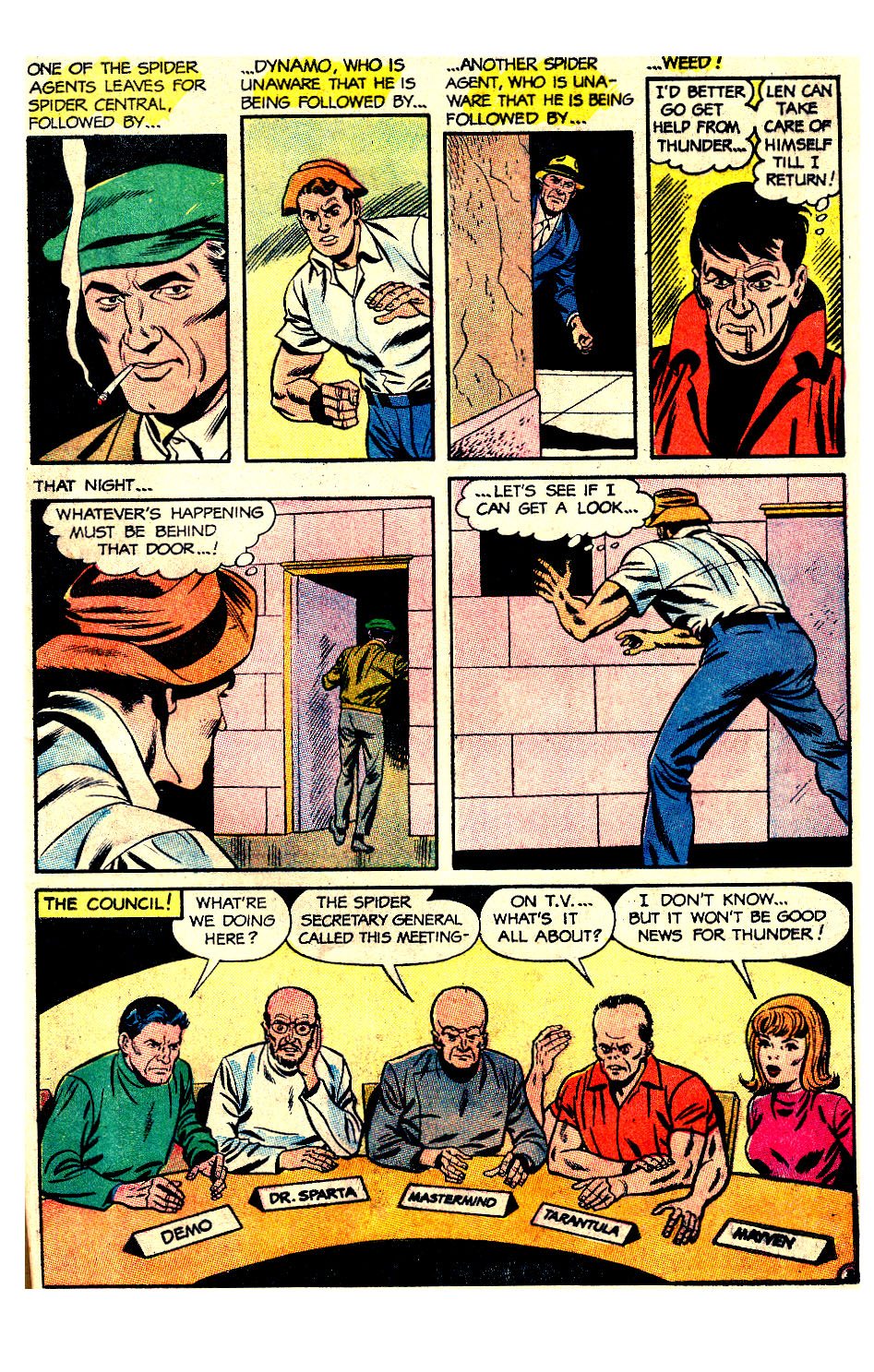 T.H.U.N.D.E.R. Agents (1965) issue 17 - Page 38