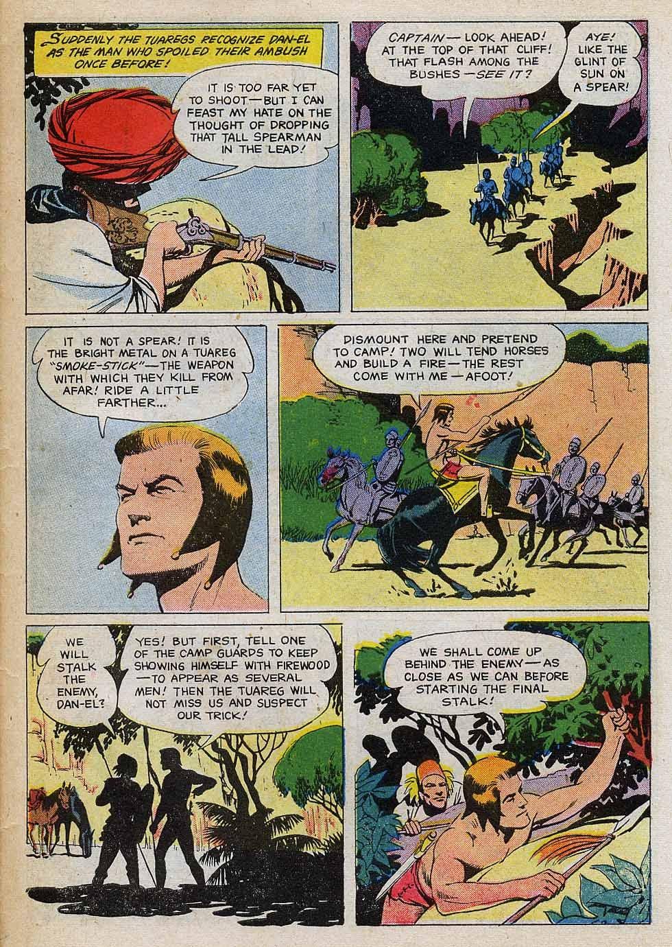 Tarzan (1948) issue 101 - Page 31