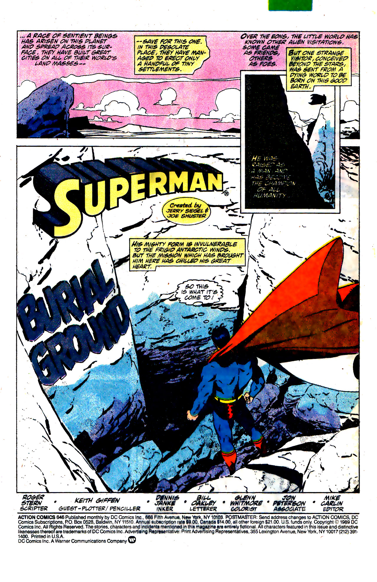 Action Comics (1938) 646 Page 3