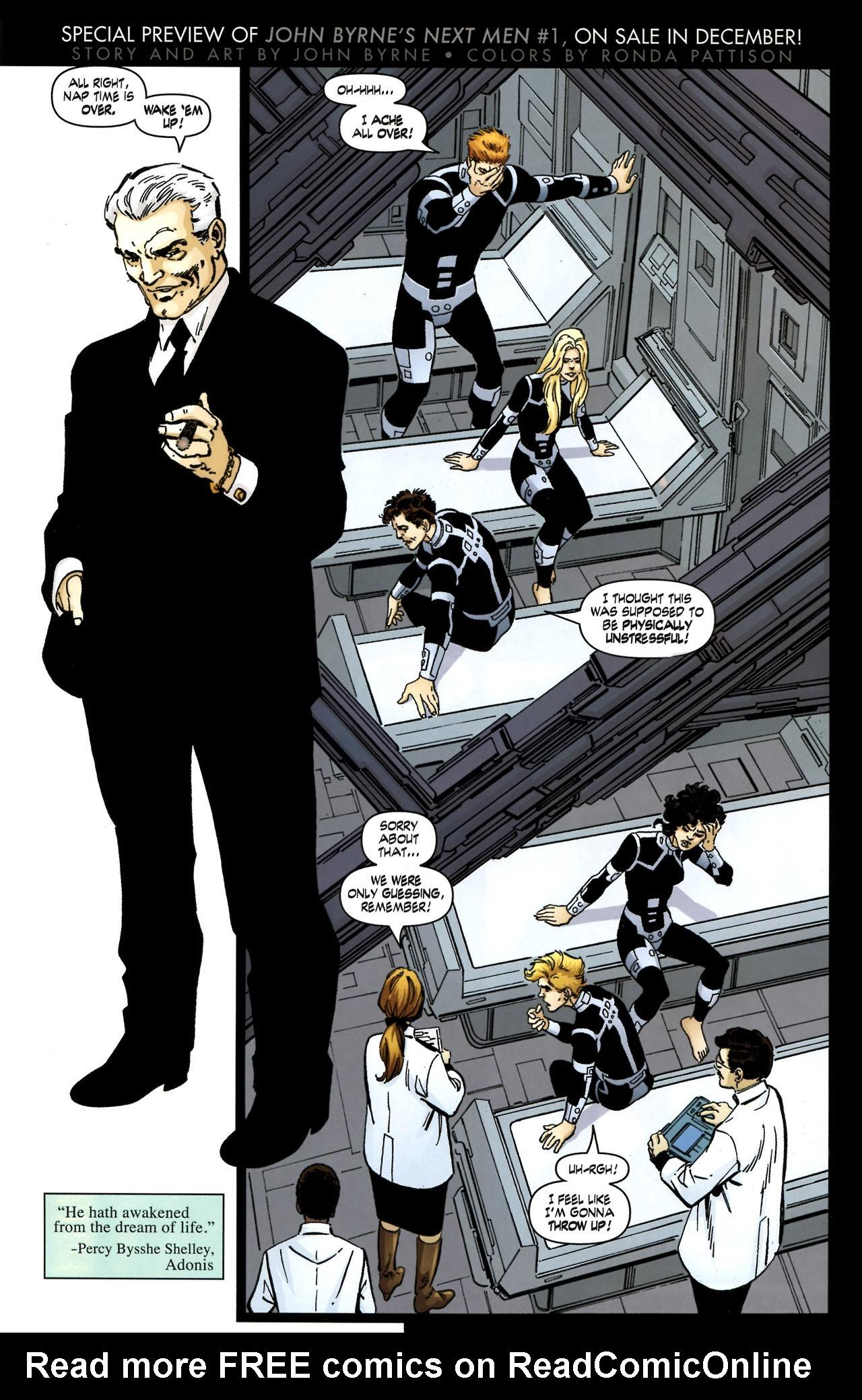 Read online True Blood (2010) comic -  Issue #6 - 27