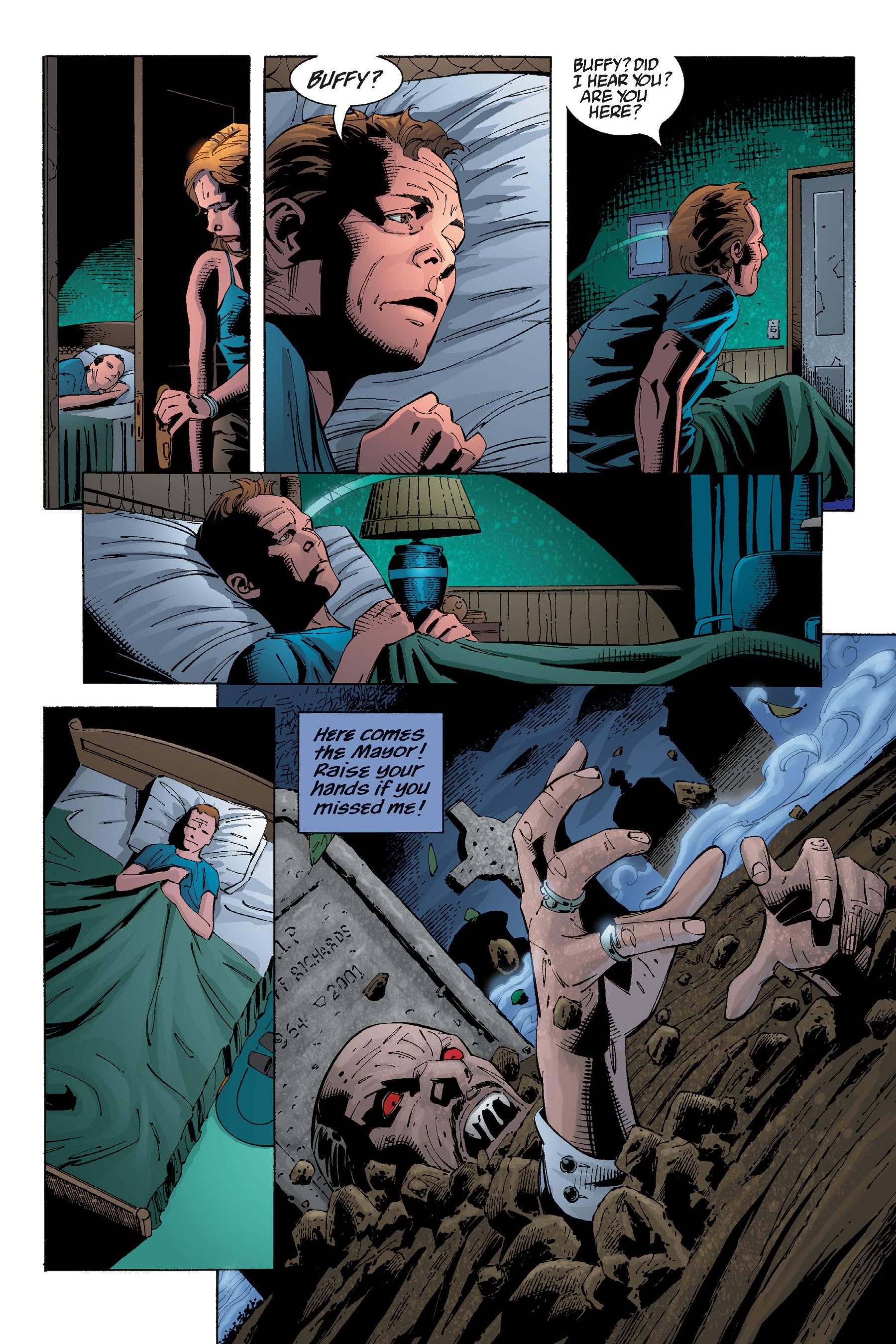 Read online Buffy the Vampire Slayer: Omnibus comic -  Issue # TPB 5 - 56