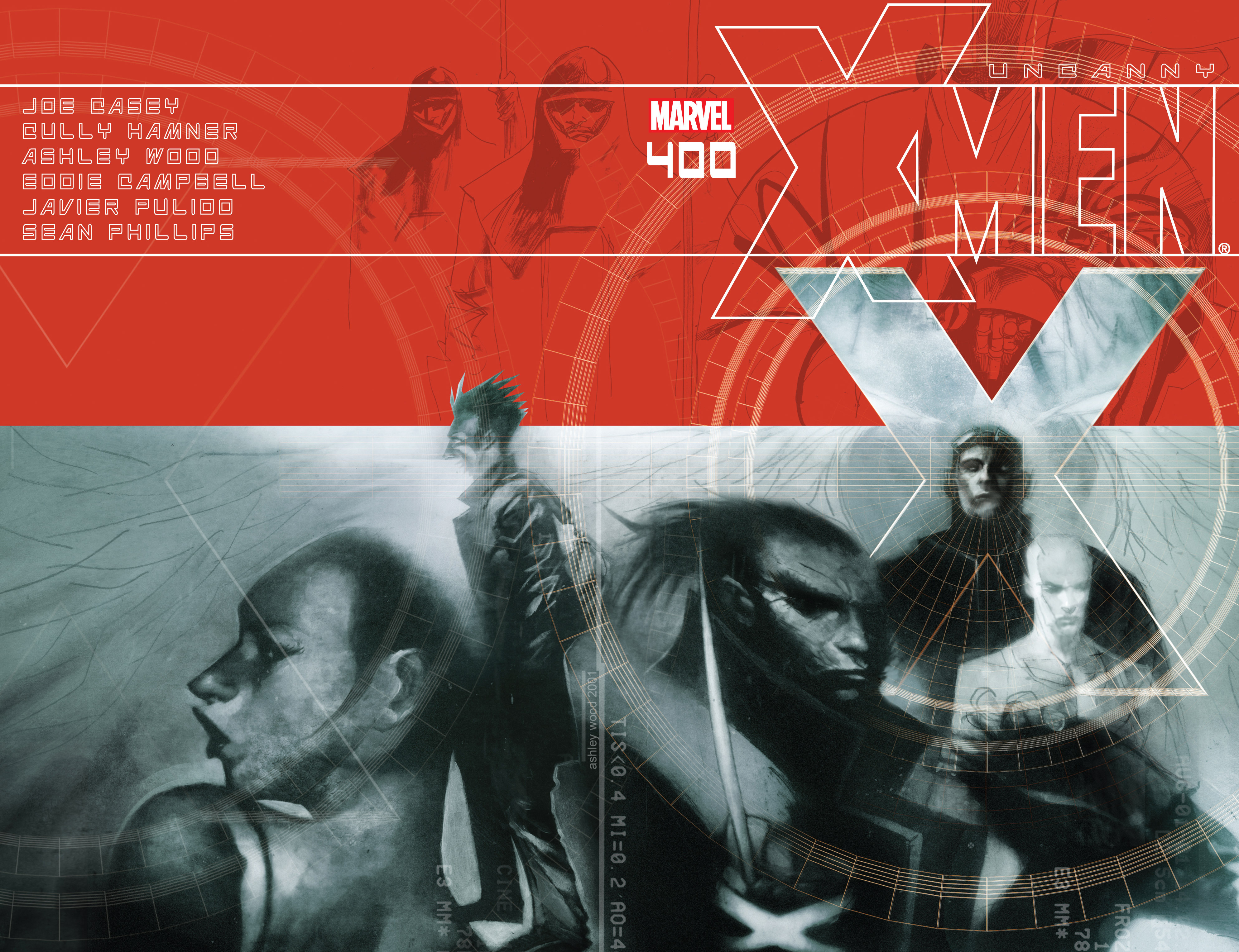 Read online Uncanny X-Men (1963) comic -  Issue #400 - 2