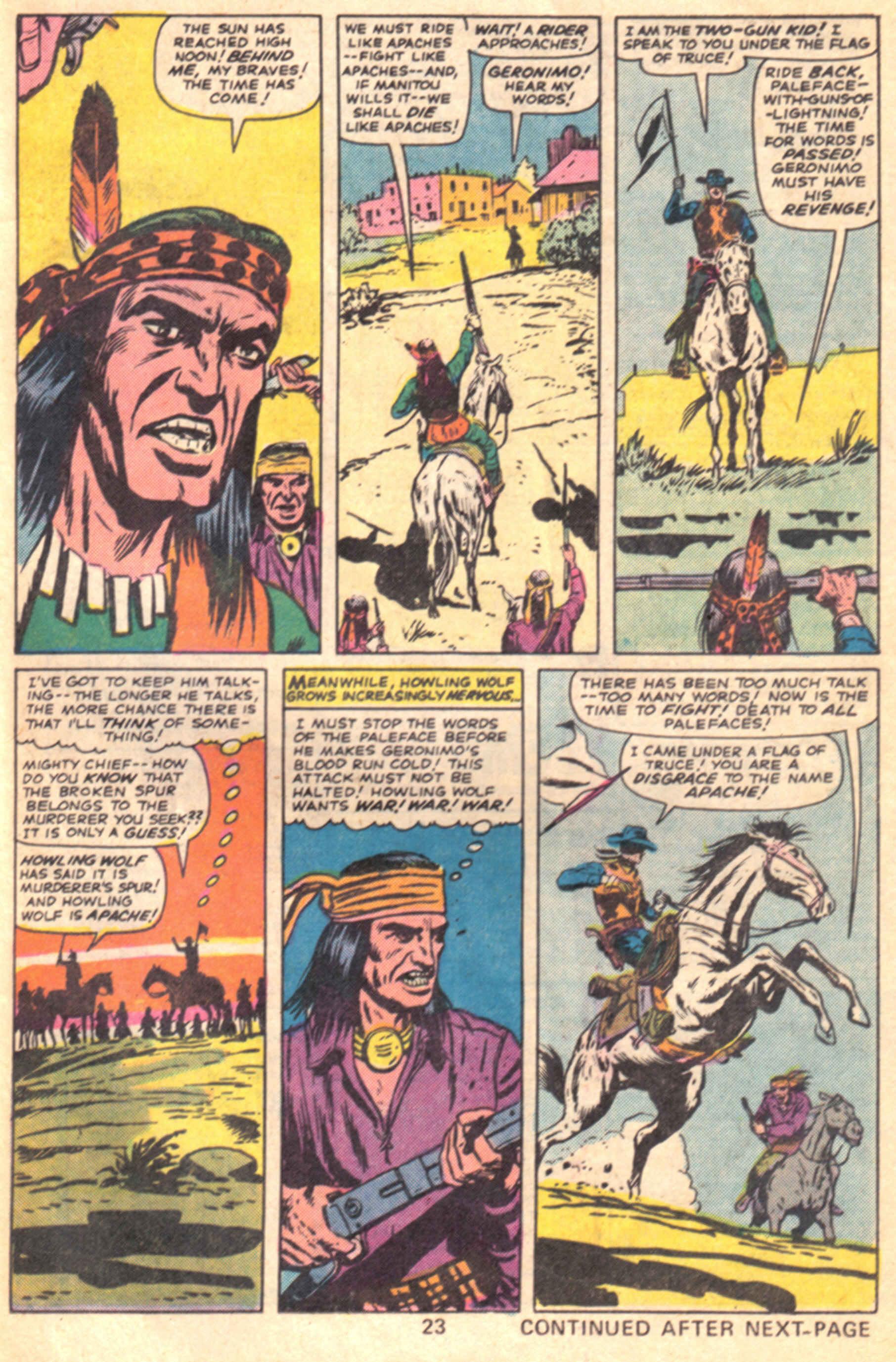 Read online Two-Gun Kid comic -  Issue #127 - 26
