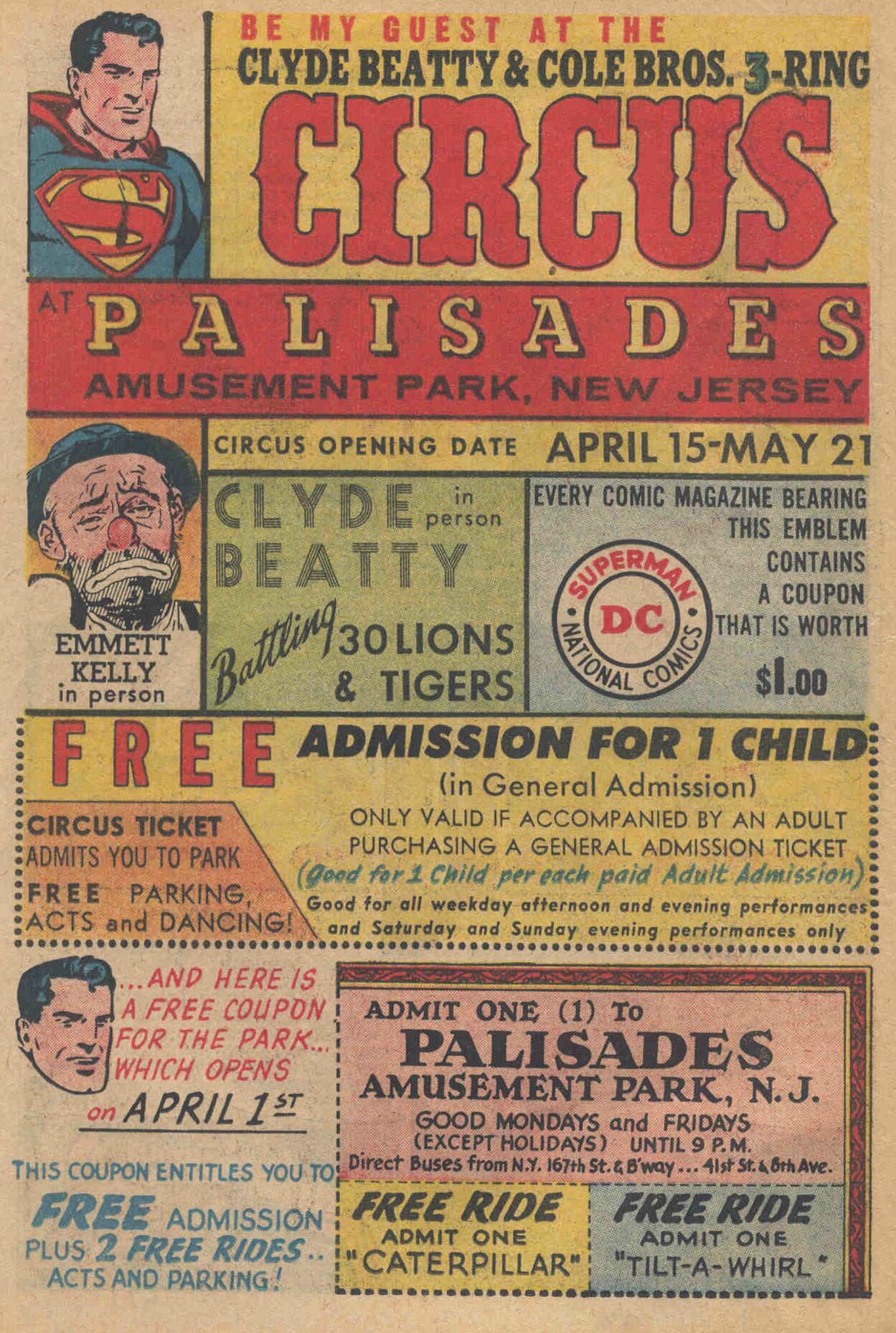 Read online Adventure Comics (1938) comic -  Issue #285 - 16