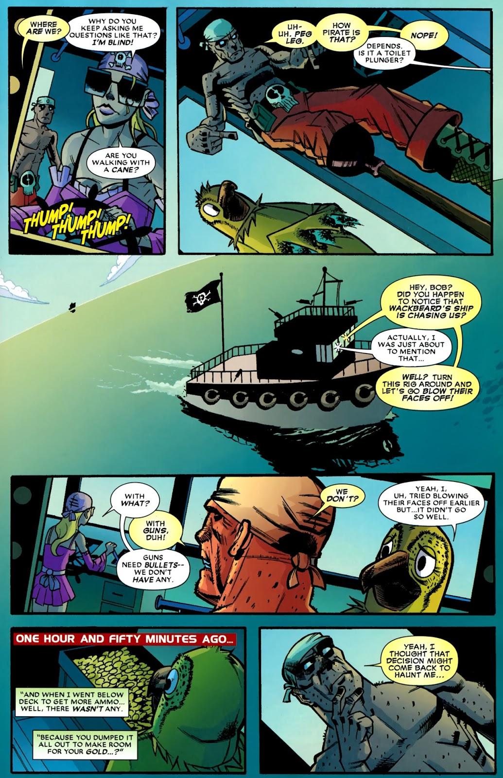 Read online Deadpool (2008) comic -  Issue #14 - 18
