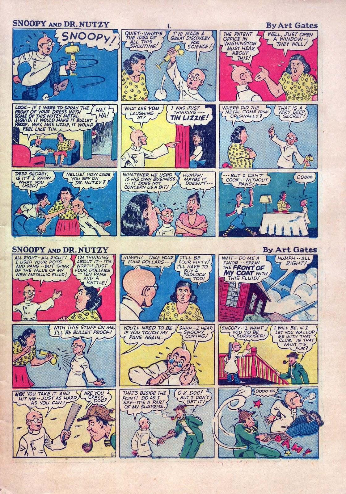 Read online Joker Comics comic -  Issue #2 - 3