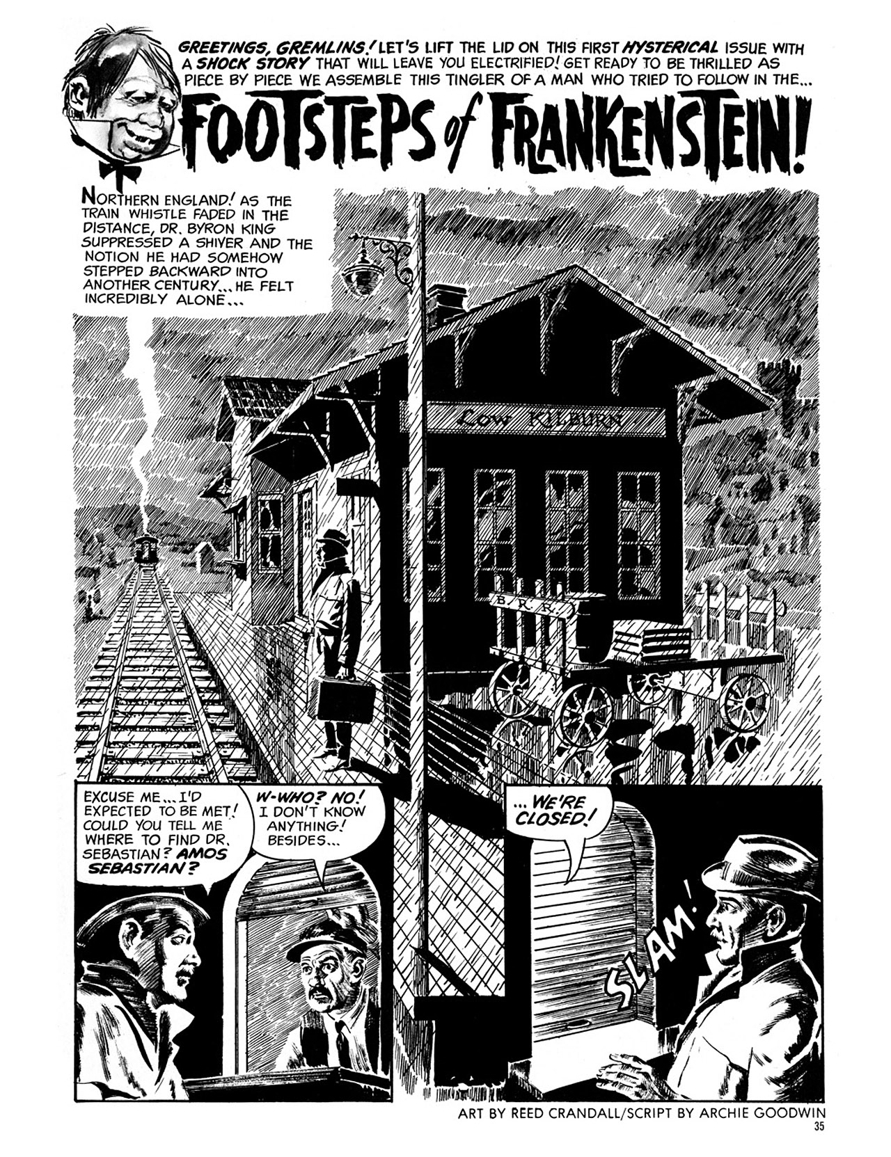 Read online Eerie Archives comic -  Issue # TPB 1 - 36