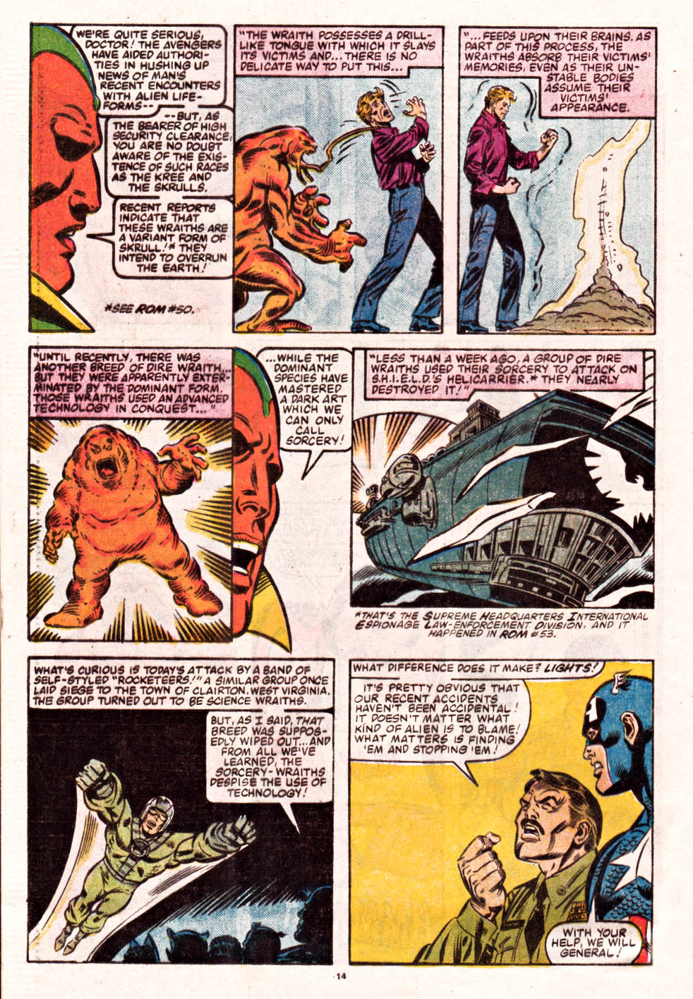 The Avengers (1963) 244 Page 14