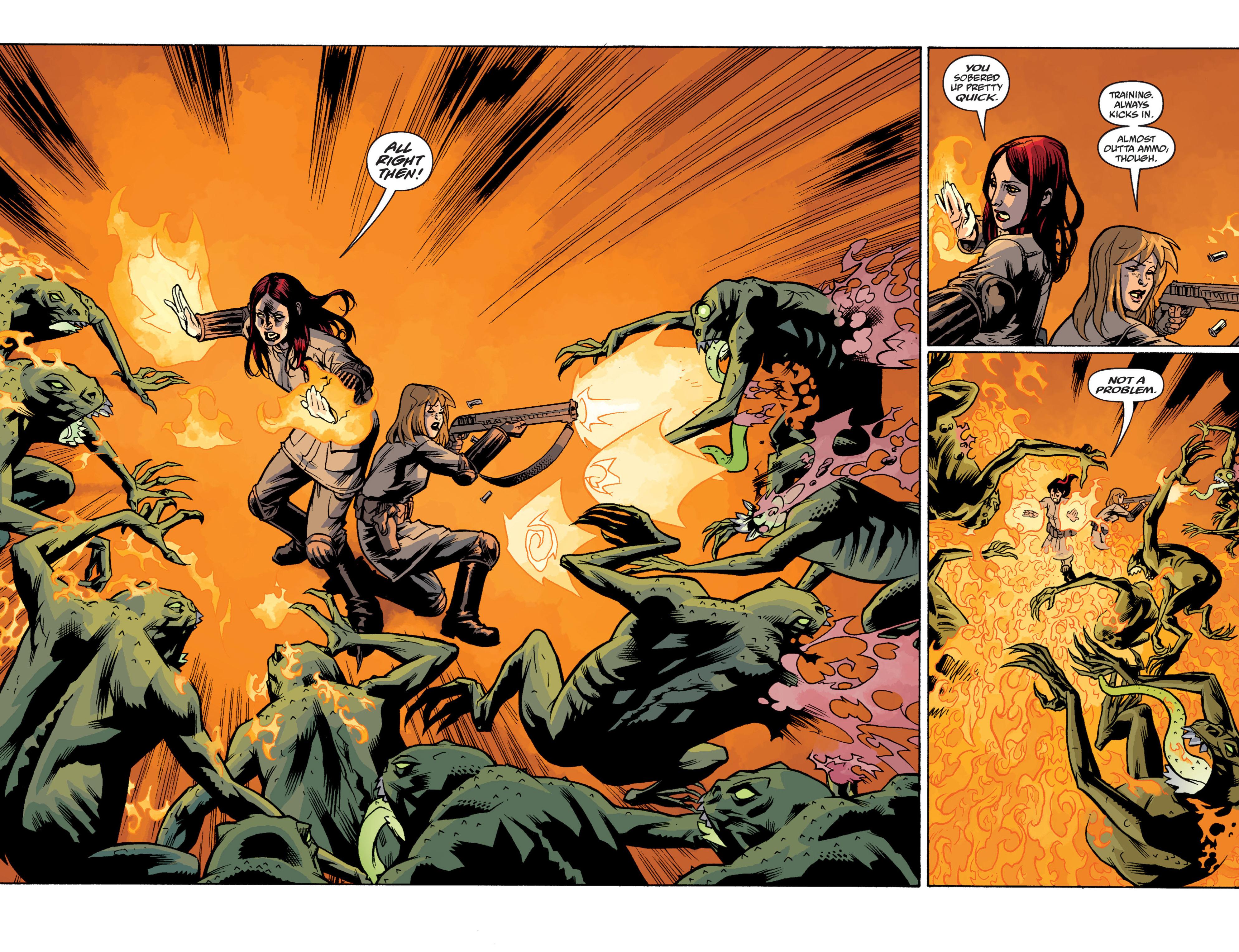 Read online B.P.R.D. (2003) comic -  Issue # TPB 12 - 125