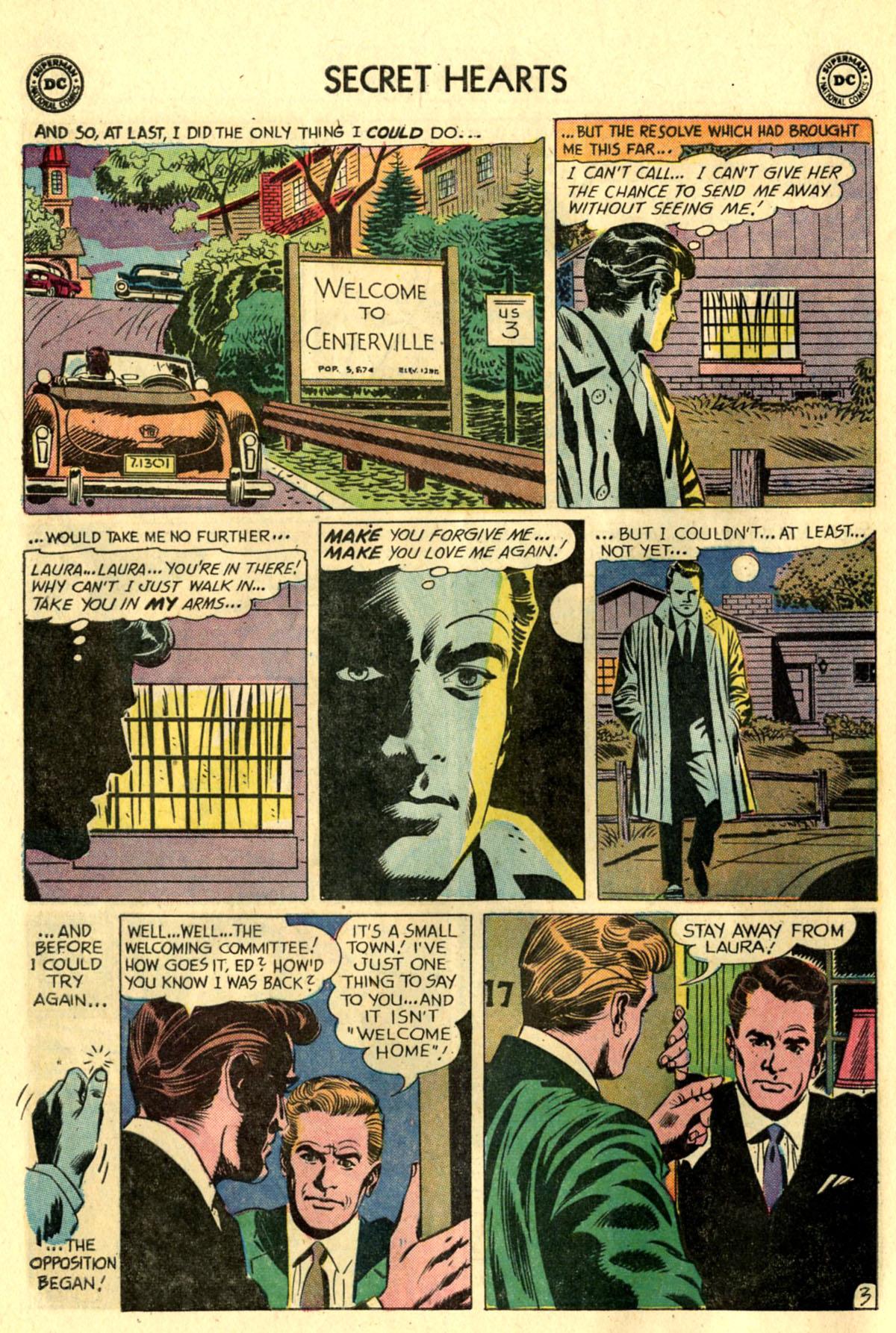 Read online Secret Hearts comic -  Issue #83 - 12