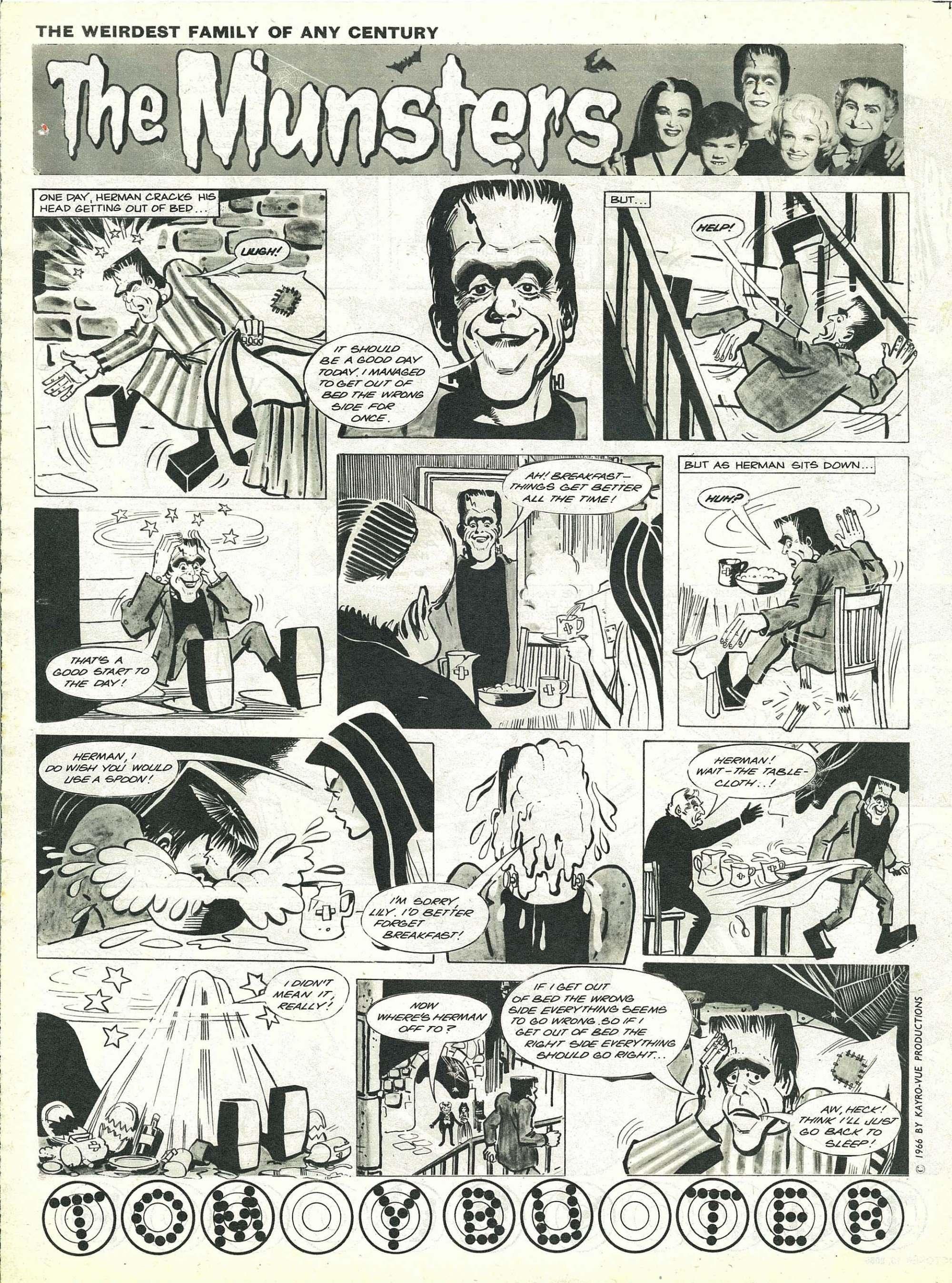 Read online TV Century 21 (TV 21) comic -  Issue #91 - 11