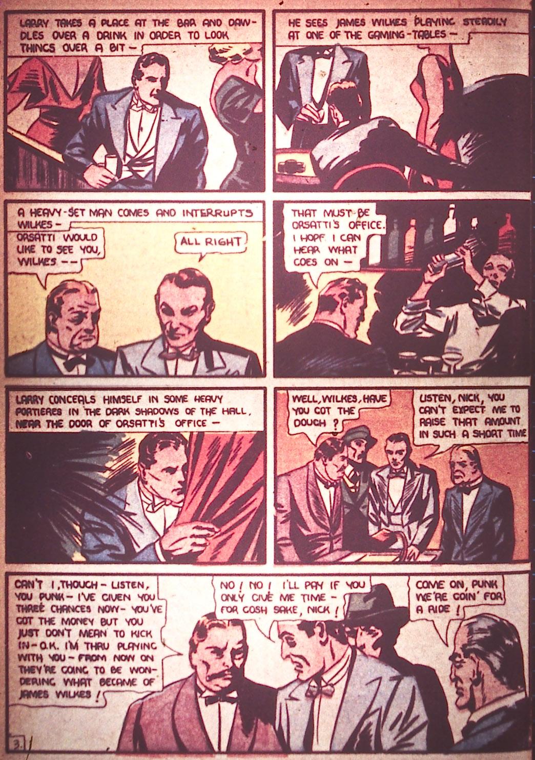 Detective Comics (1937) 10 Page 11