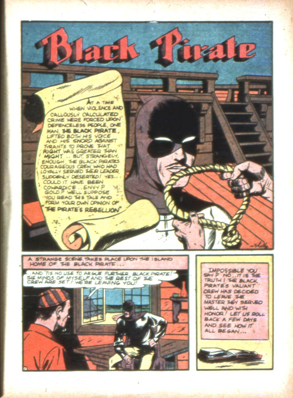 Read online Sensation (Mystery) Comics comic -  Issue #16 - 17