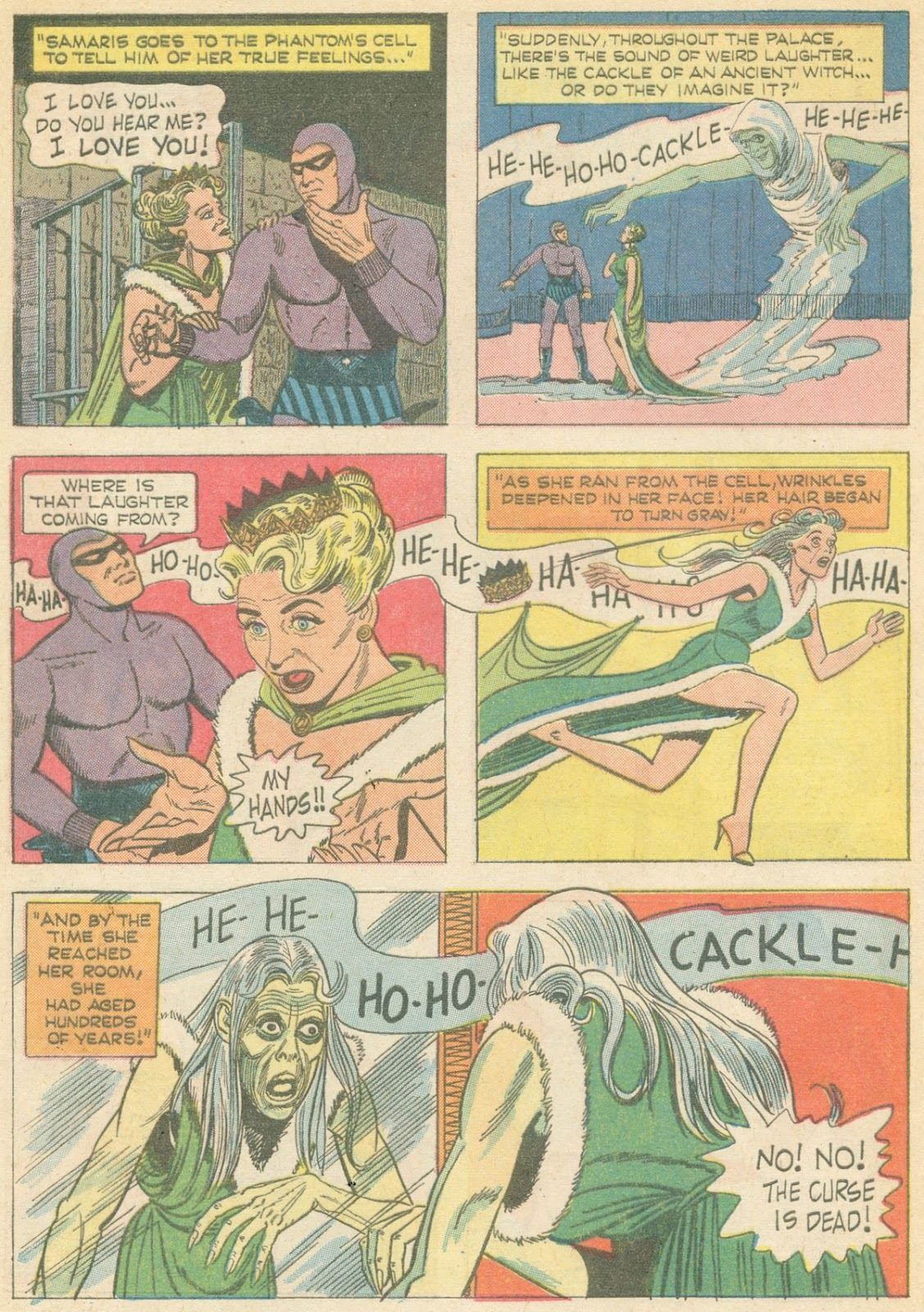 The Phantom (1962) issue 17 - Page 32