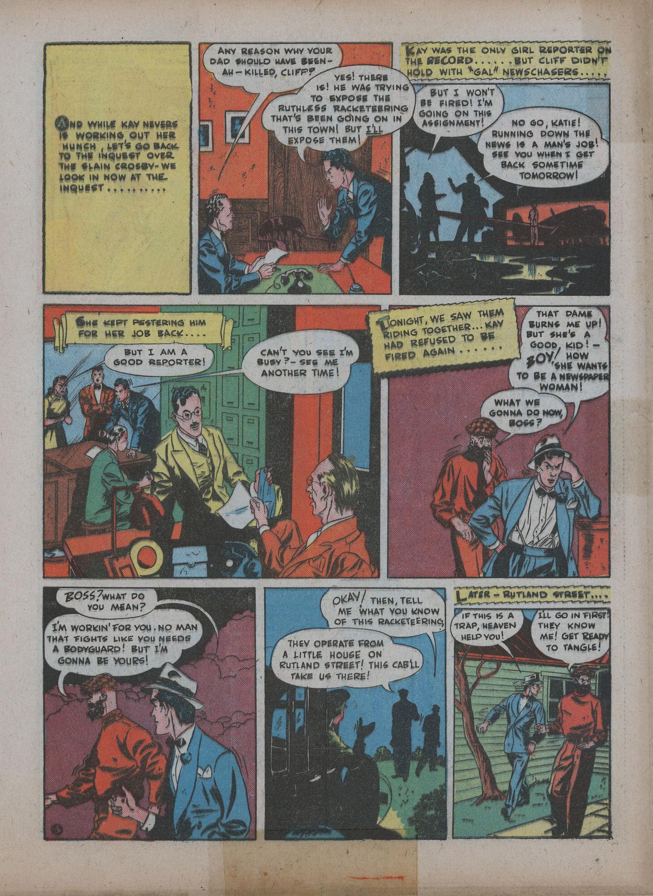 Read online Detective Comics (1937) comic -  Issue #48 - 33