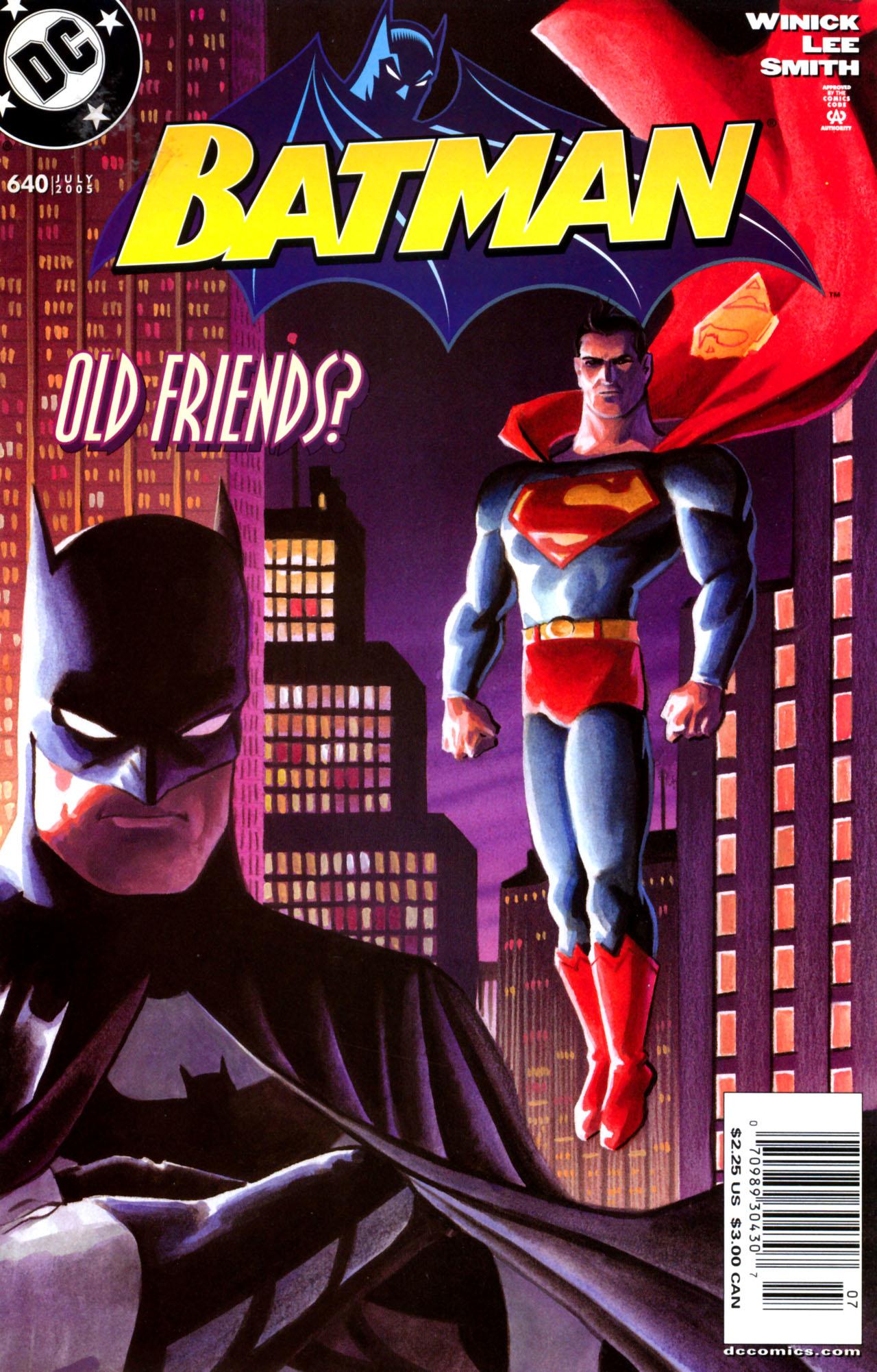 Batman: Under The Hood 6 Page 1