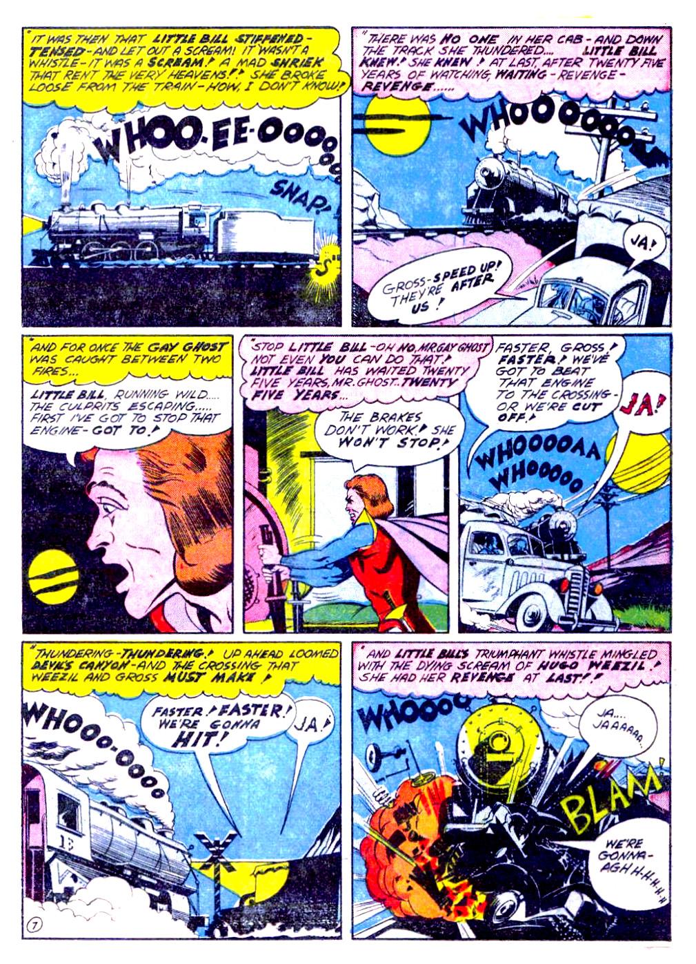 Read online Sensation (Mystery) Comics comic -  Issue #29 - 37