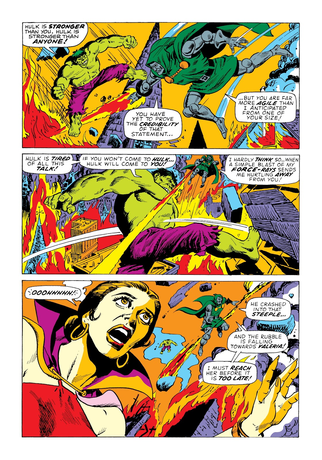 Read online Marvel Masterworks: The Incredible Hulk comic -  Issue # TPB 7 (Part 3) - 23