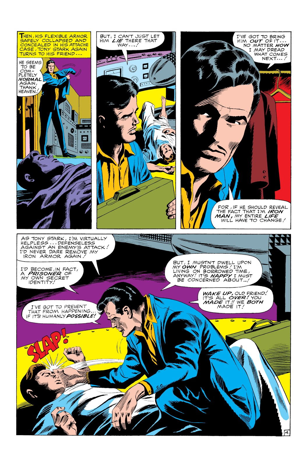 Read online Marvel Masterworks: The Invincible Iron Man comic -  Issue # TPB 3 (Part 3) - 37