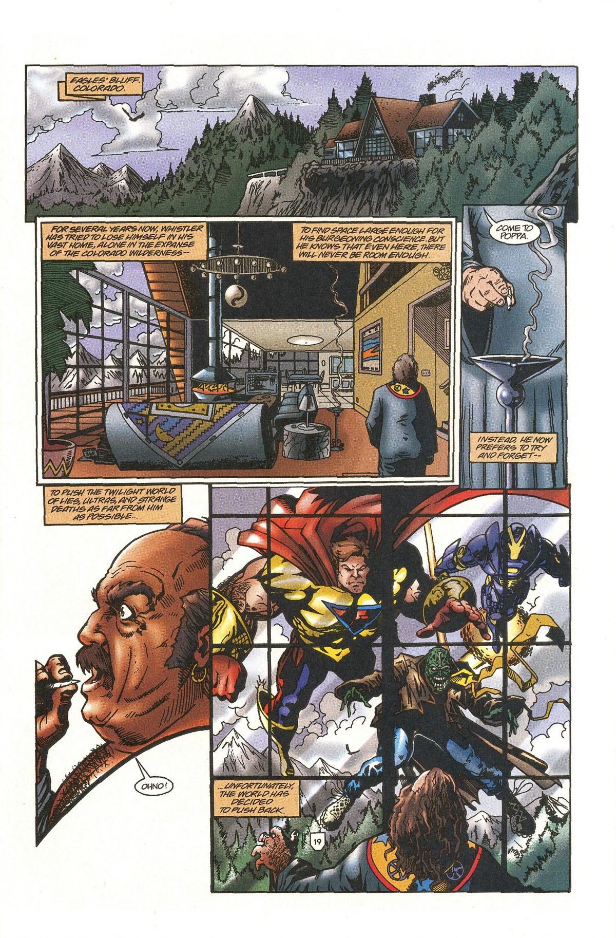 Read online UltraForce (1995) comic -  Issue #5 - 24