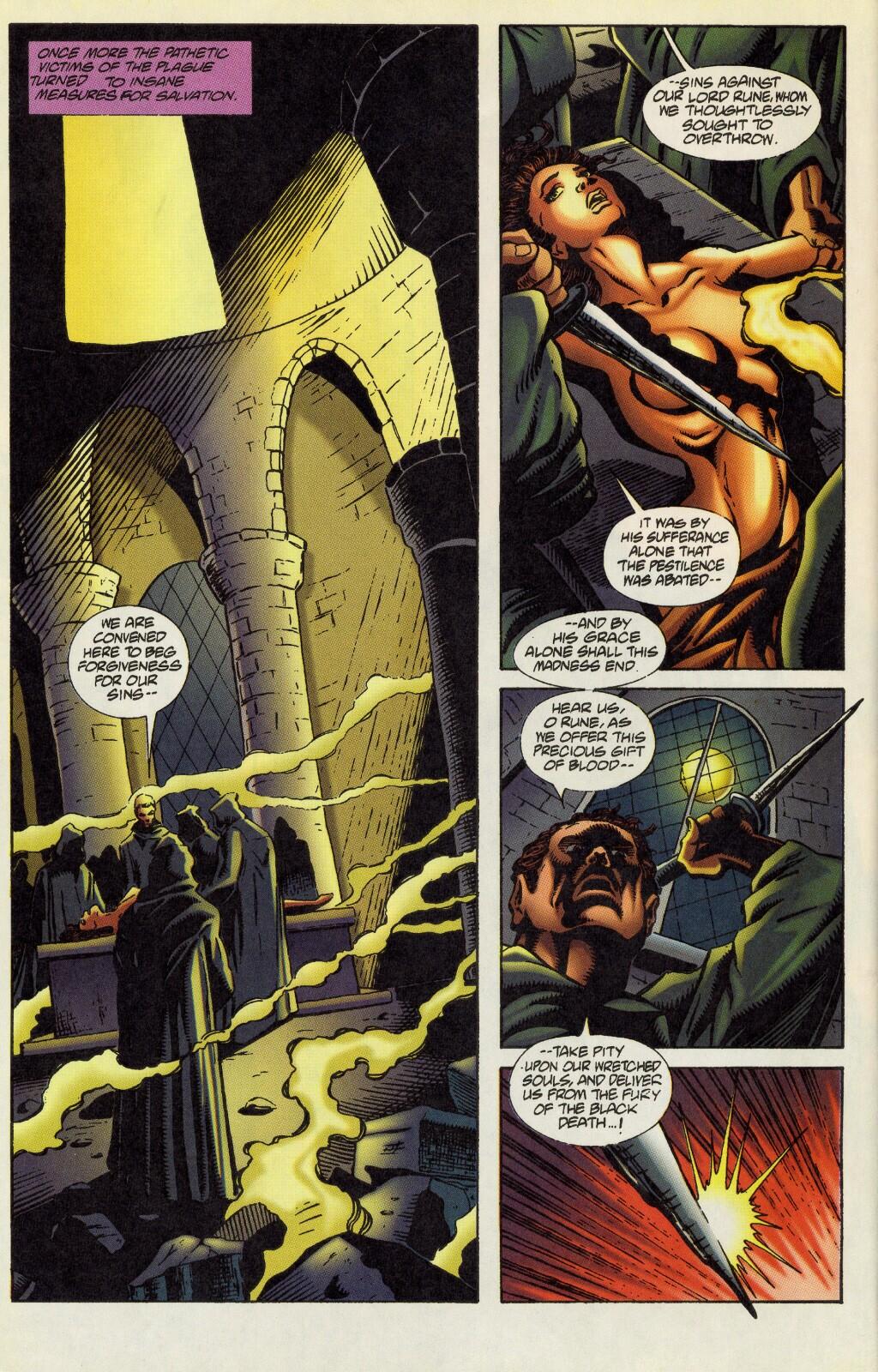 Read online Rune (1995) comic -  Issue #5 - 9