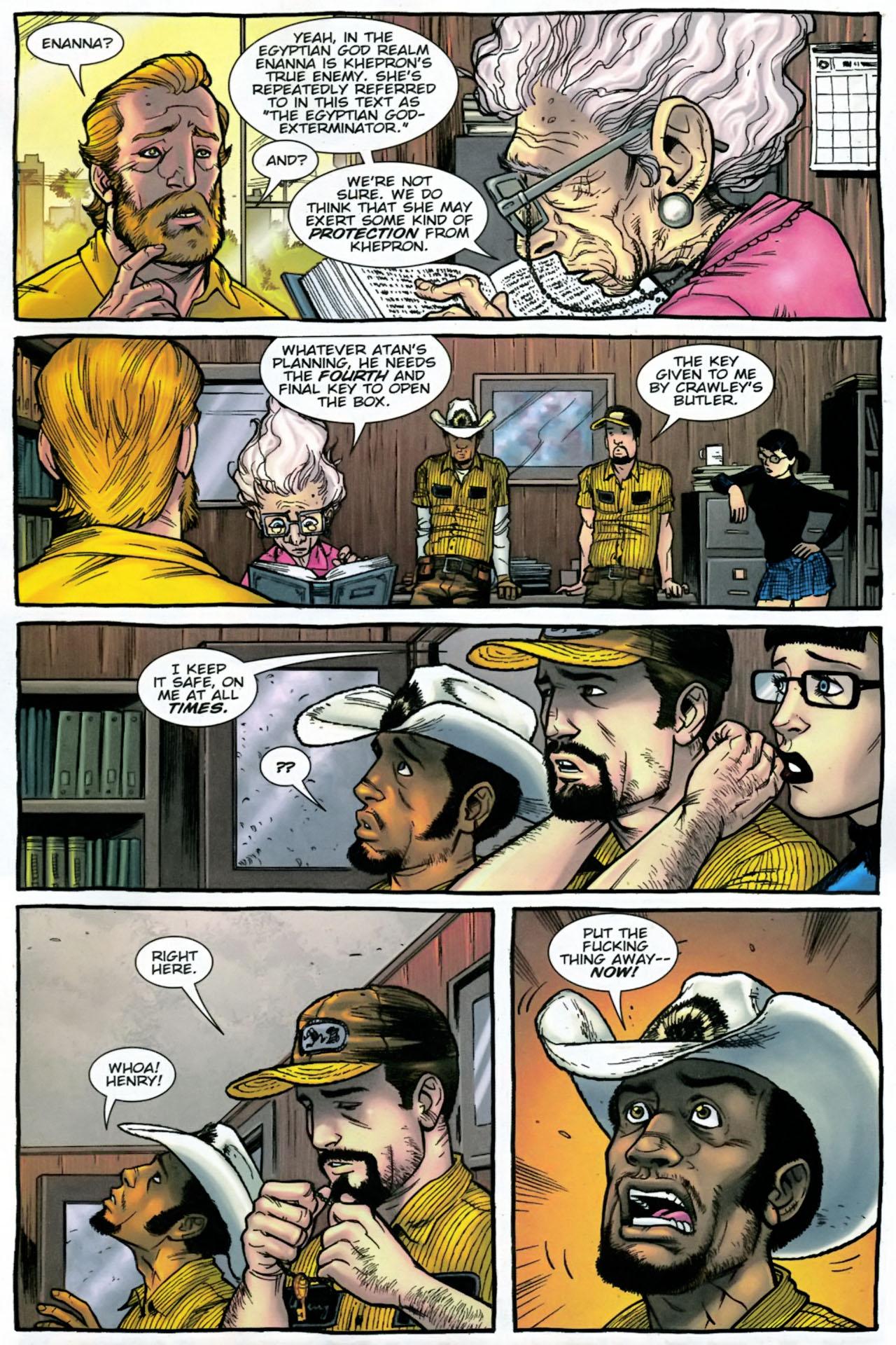 Read online The Exterminators comic -  Issue #28 - 8