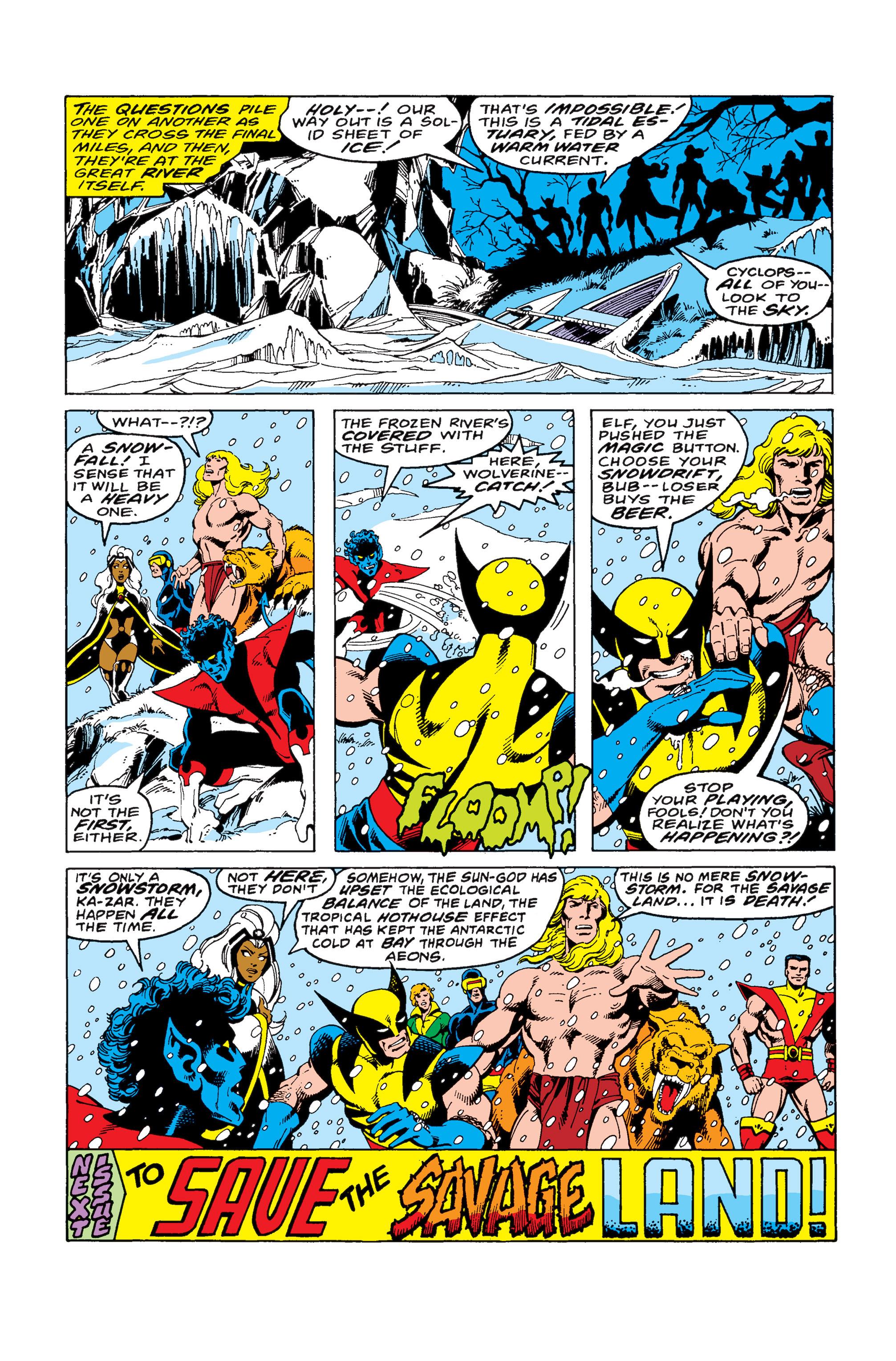 Uncanny X-Men (1963) 115 Page 16