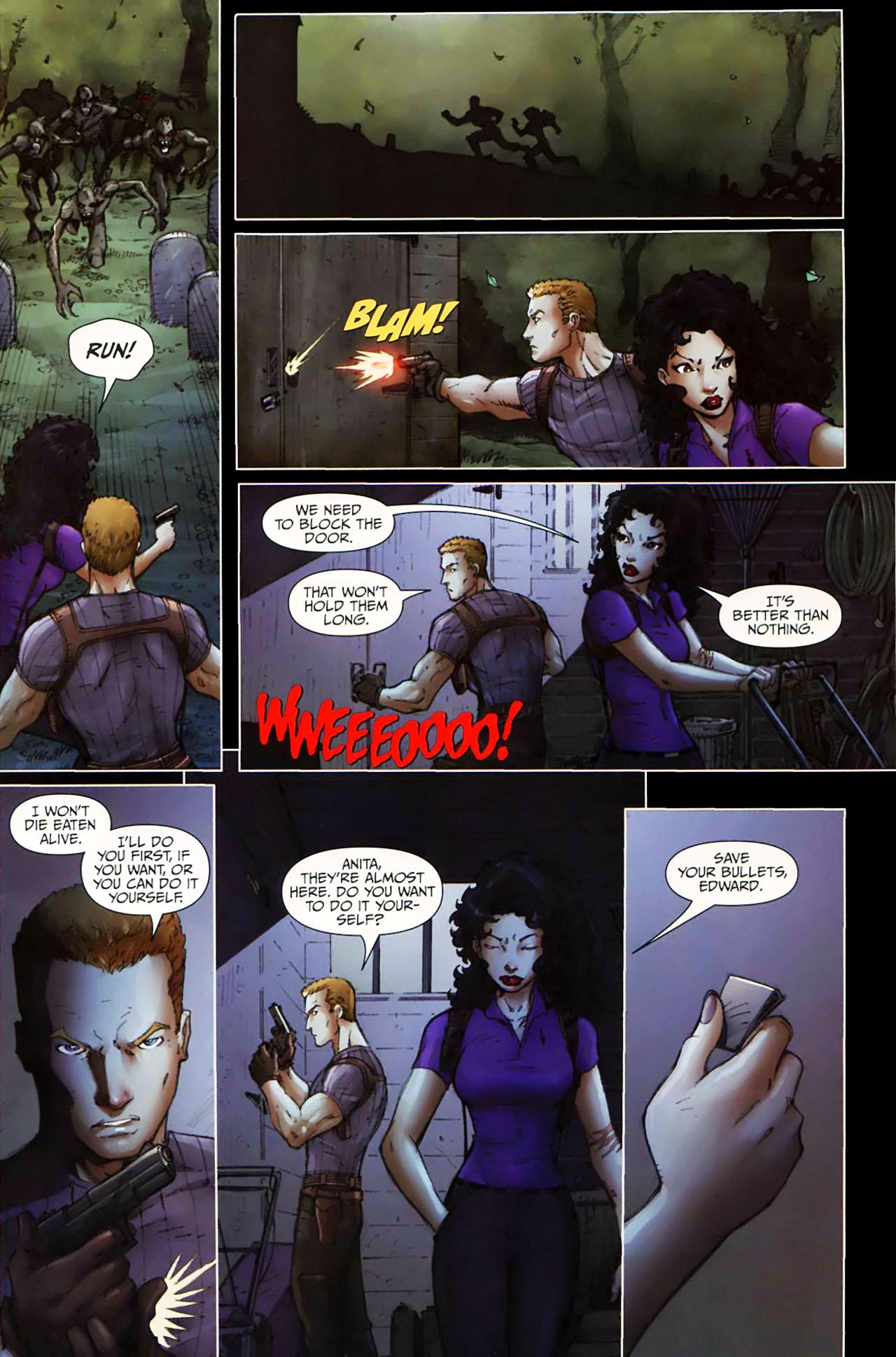 Read online Anita Blake, Vampire Hunter: Guilty Pleasures comic -  Issue #11 - 4
