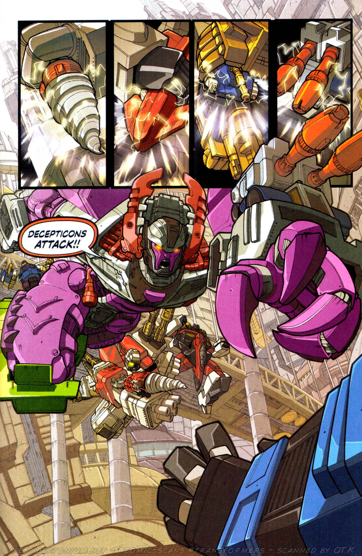 Read online Transformers Armada comic -  Issue #2 - 15