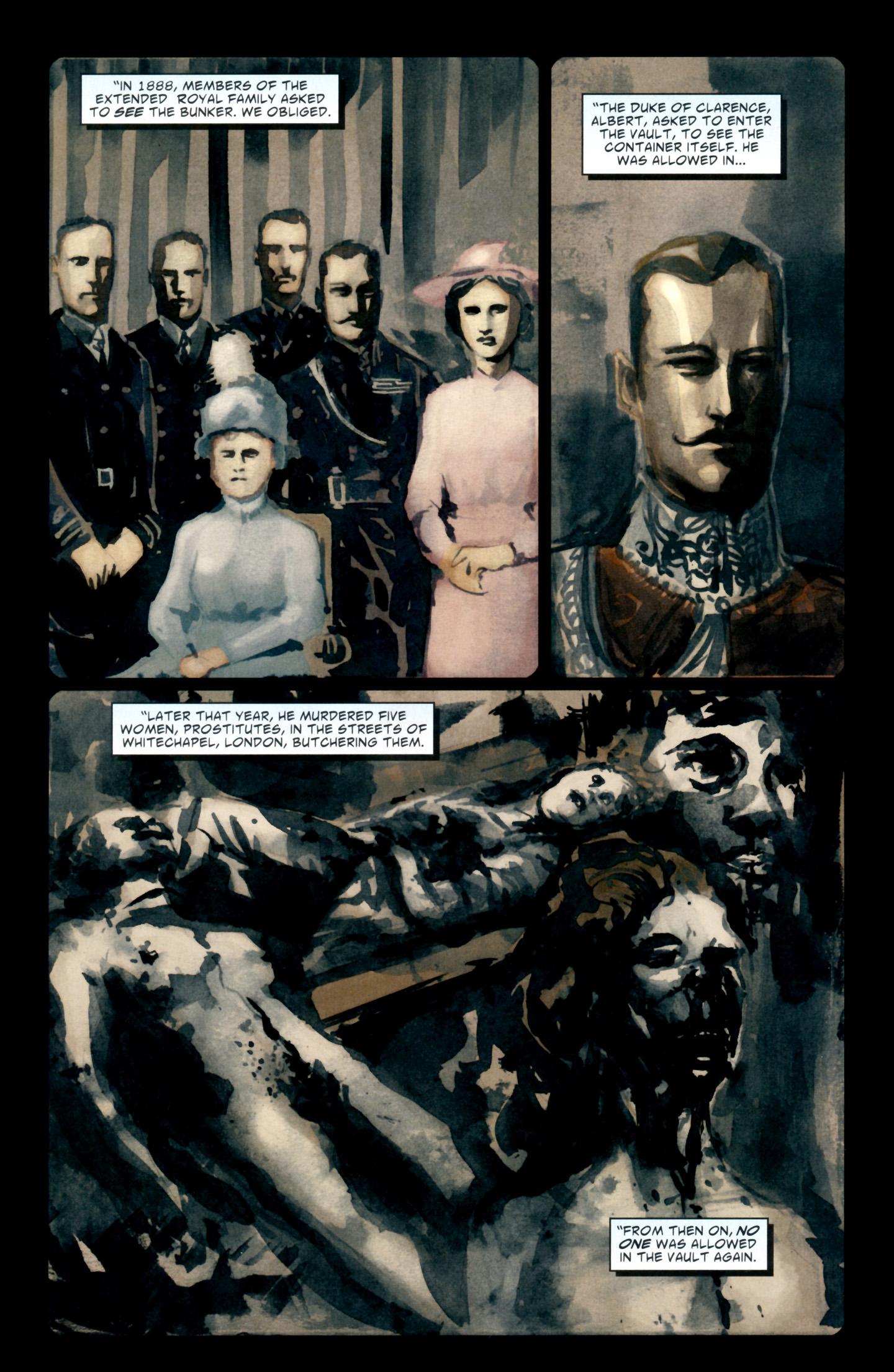 Read online American Vampire: Lord of Nightmares comic -  Issue #2 - 10