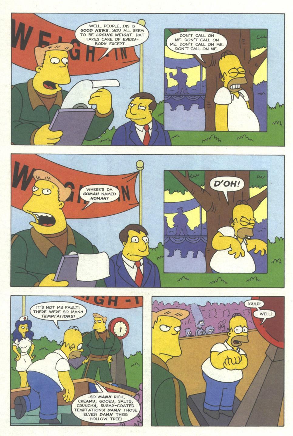 Read online Simpsons Comics comic -  Issue #18 - 15
