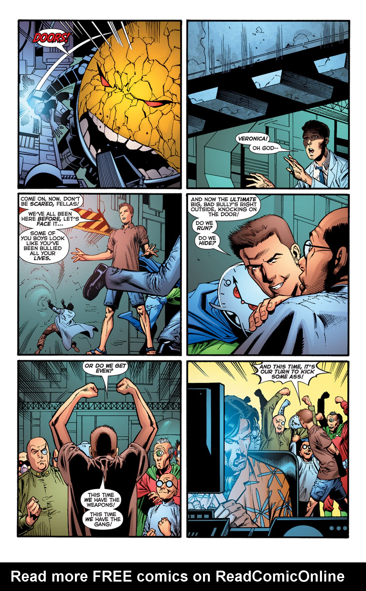 Read online 52 comic -  Issue #46 - 11