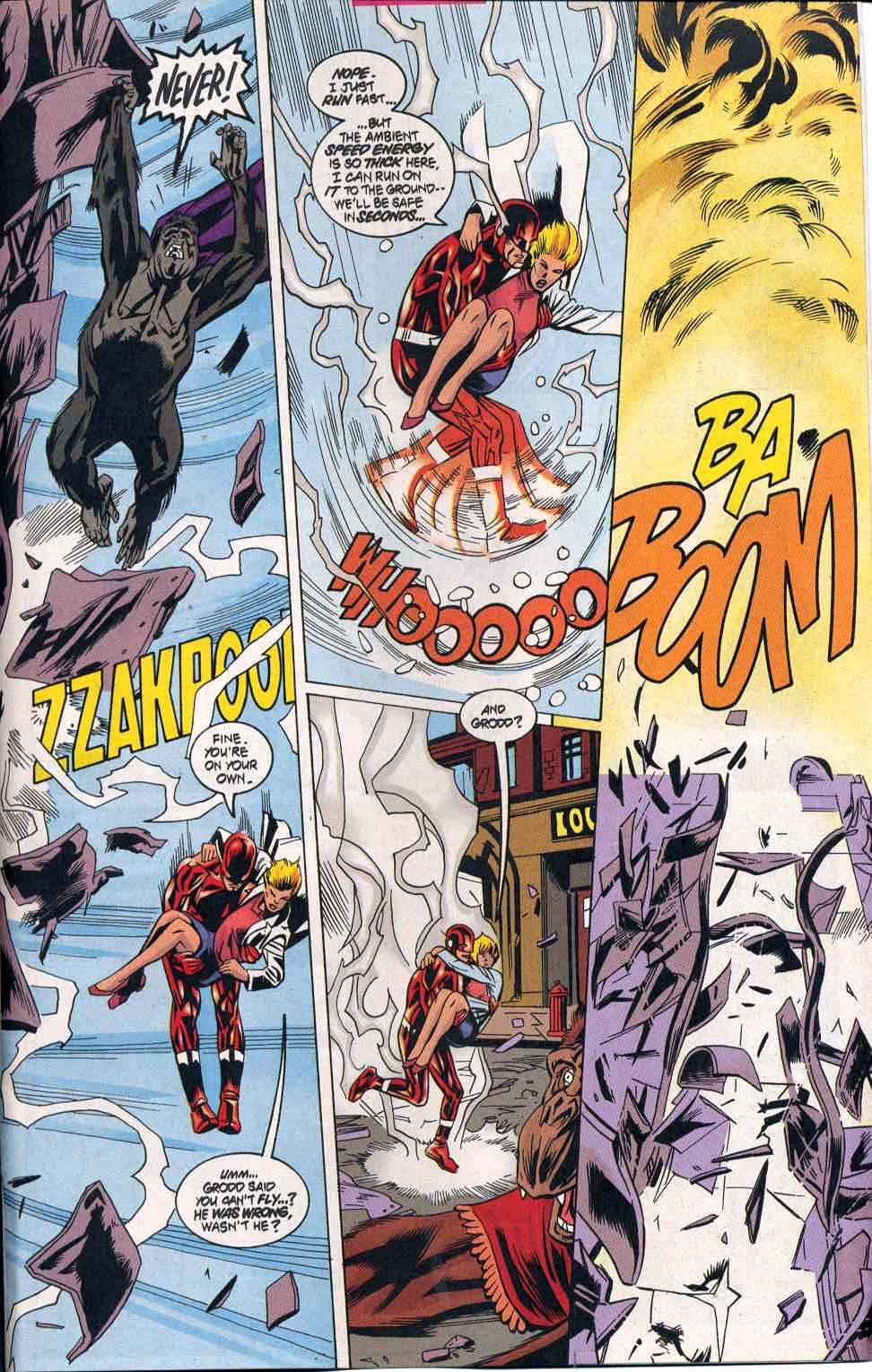 Read online The Flash (1987) comic -  Issue # _Annual 12 - 33
