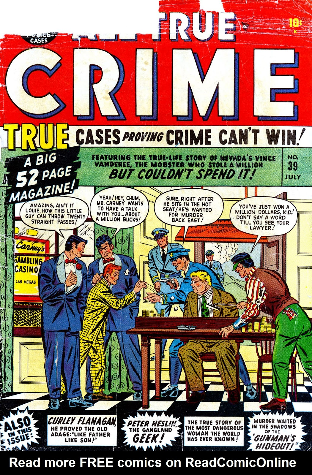 All-True Crime 39 Page 1