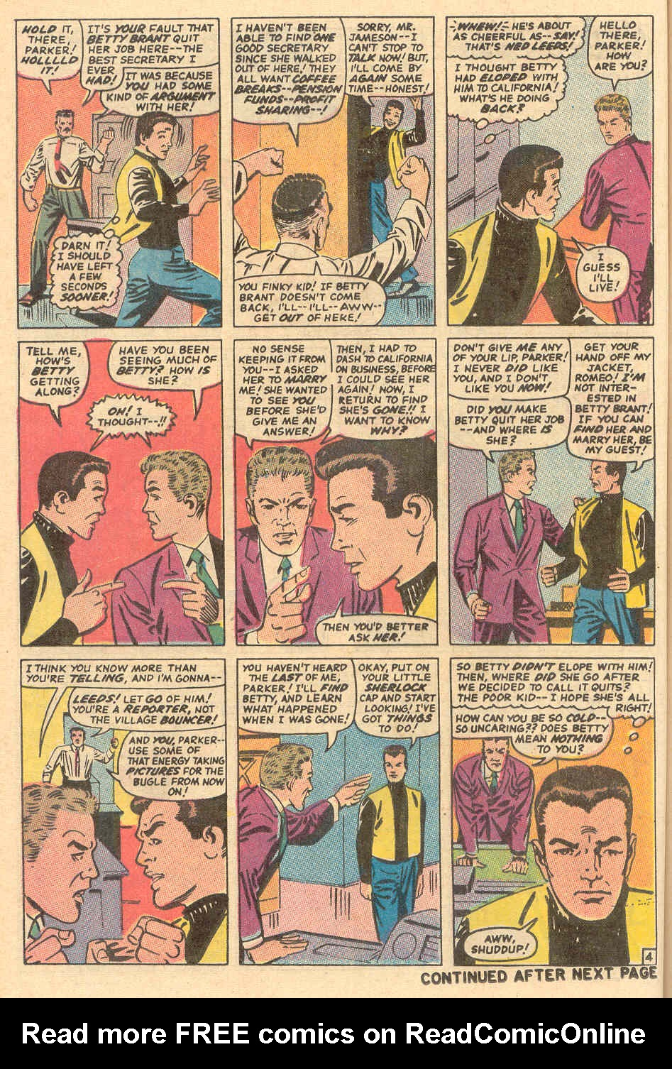 The Amazing Spider-Man (1963) _Annual_7 Page 34