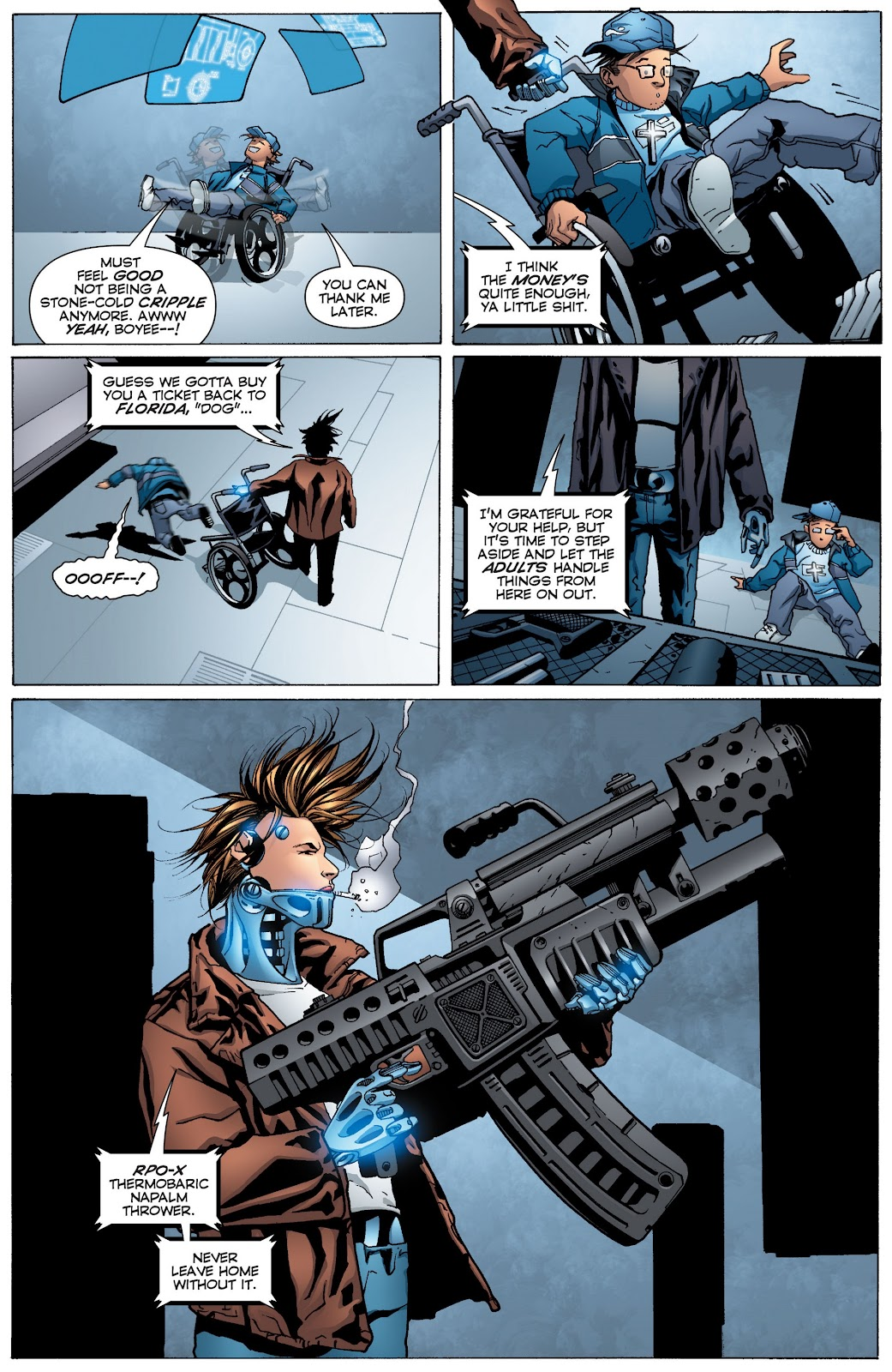 Wildcats Version 3.0 Issue #16 #16 - English 16