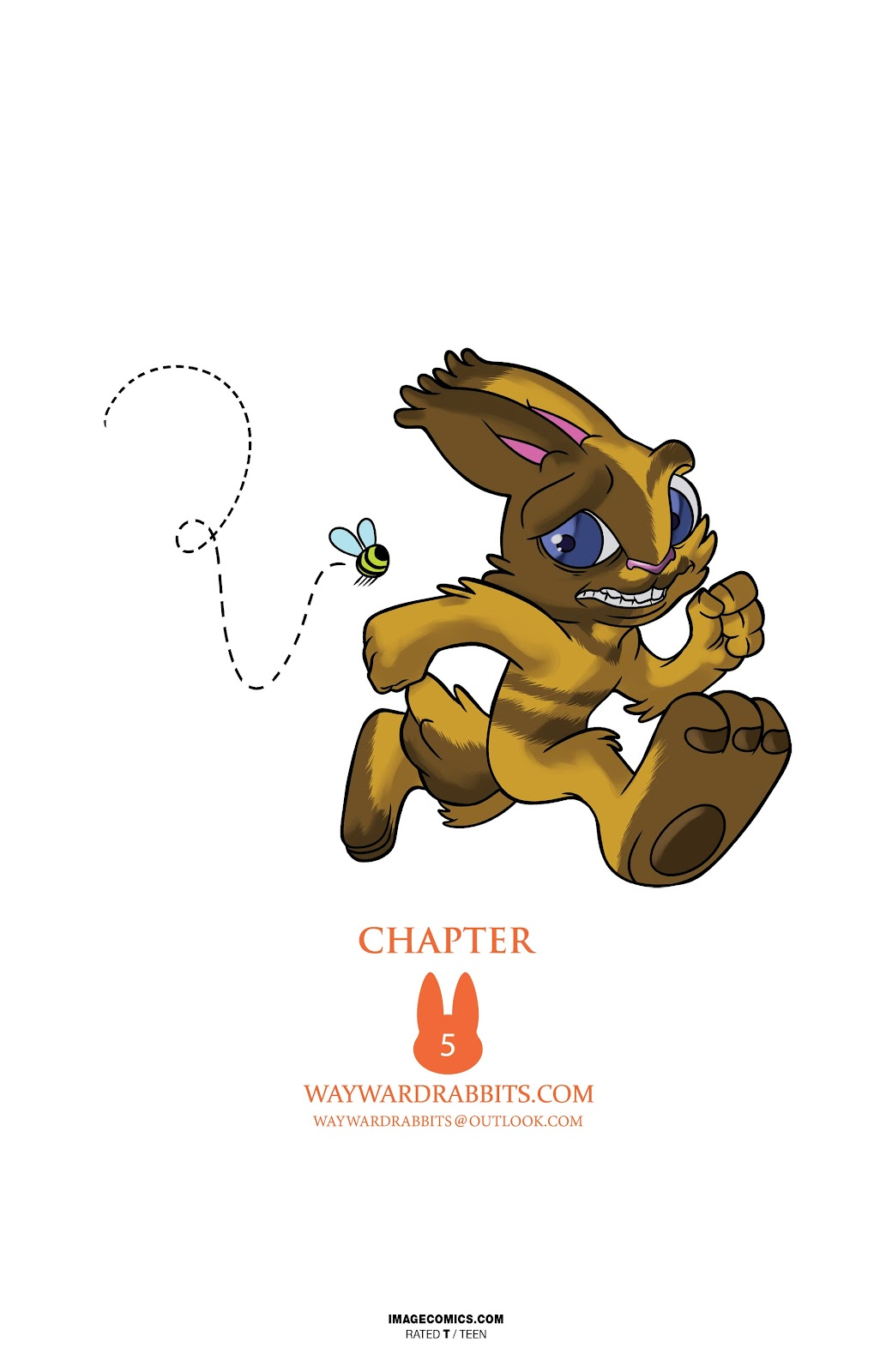 Read online Auntie Agatha's Home For Wayward Rabbits comic -  Issue #5 - 32
