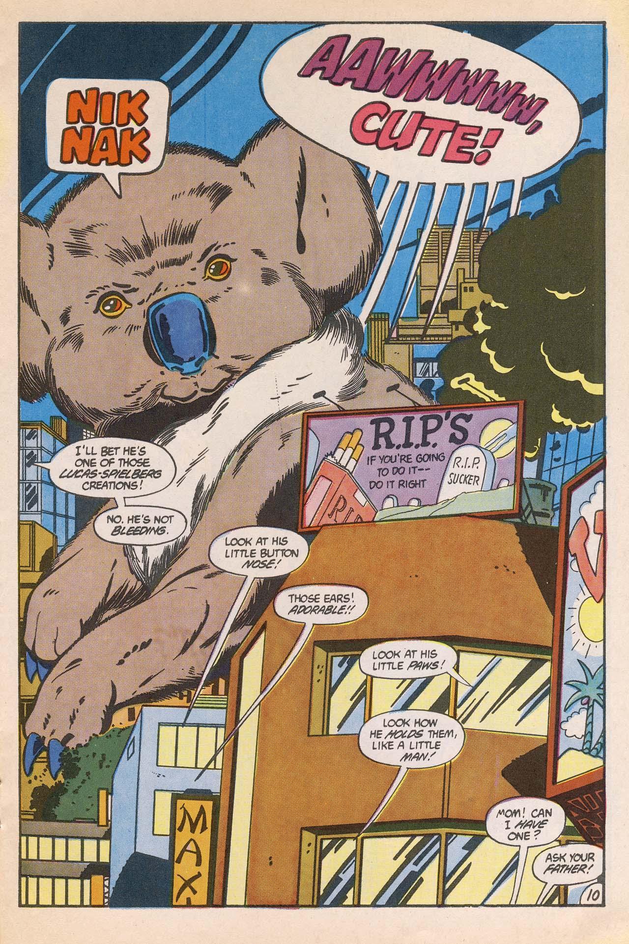 Read online Ambush Bug comic -  Issue #2 - 15