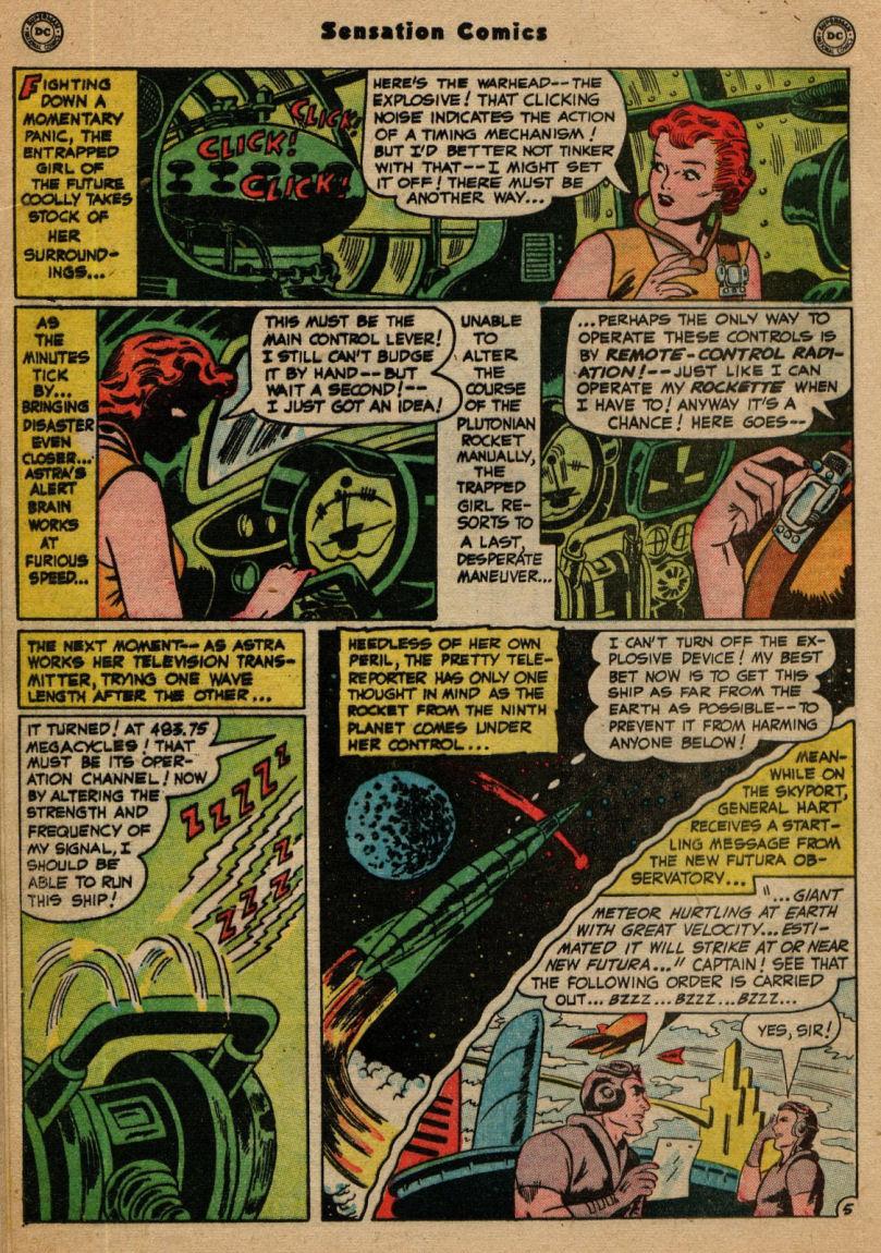 Read online Sensation (Mystery) Comics comic -  Issue #100 - 34
