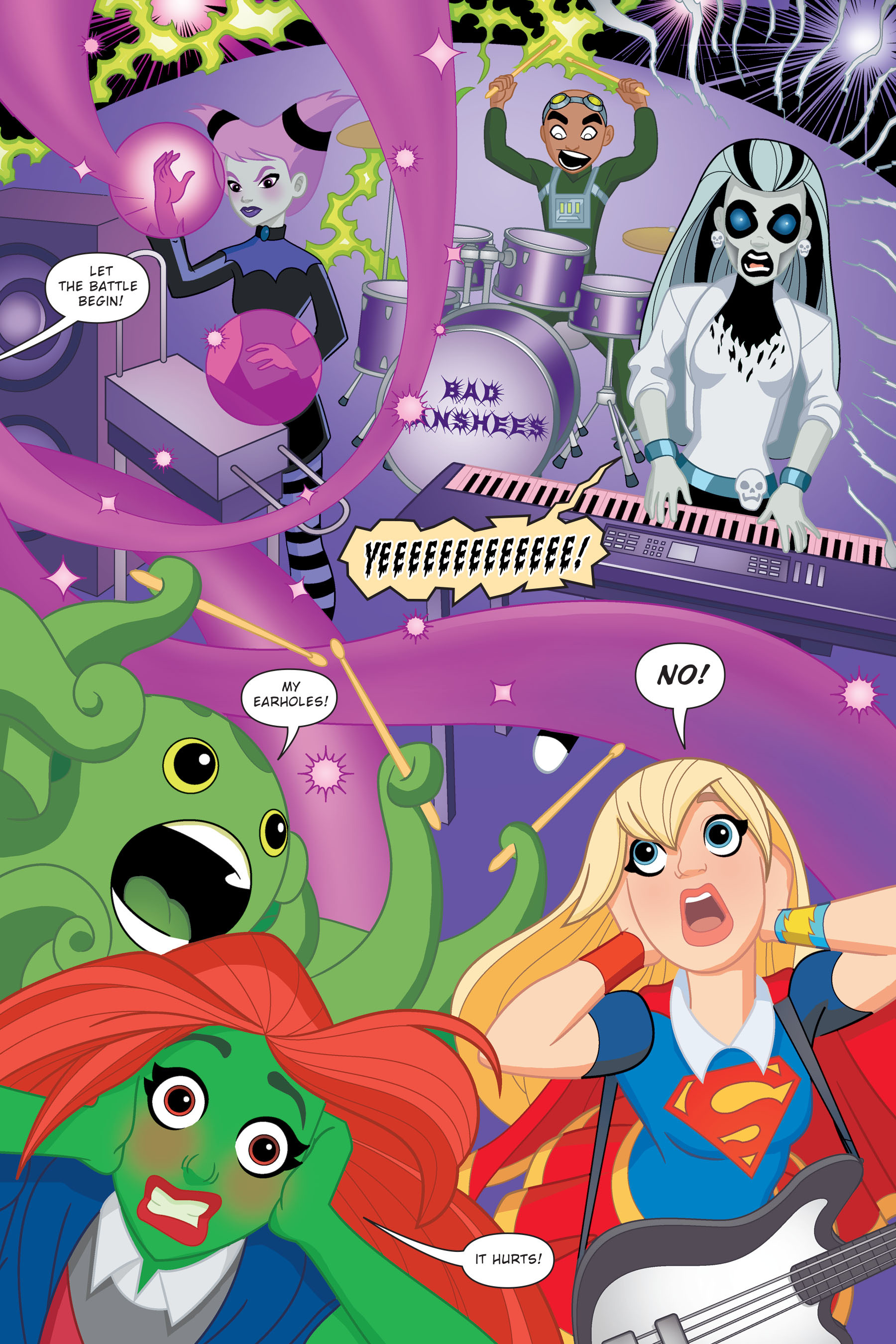 Read online DC Super Hero Girls: Hits and Myths comic -  Issue # Full - 69