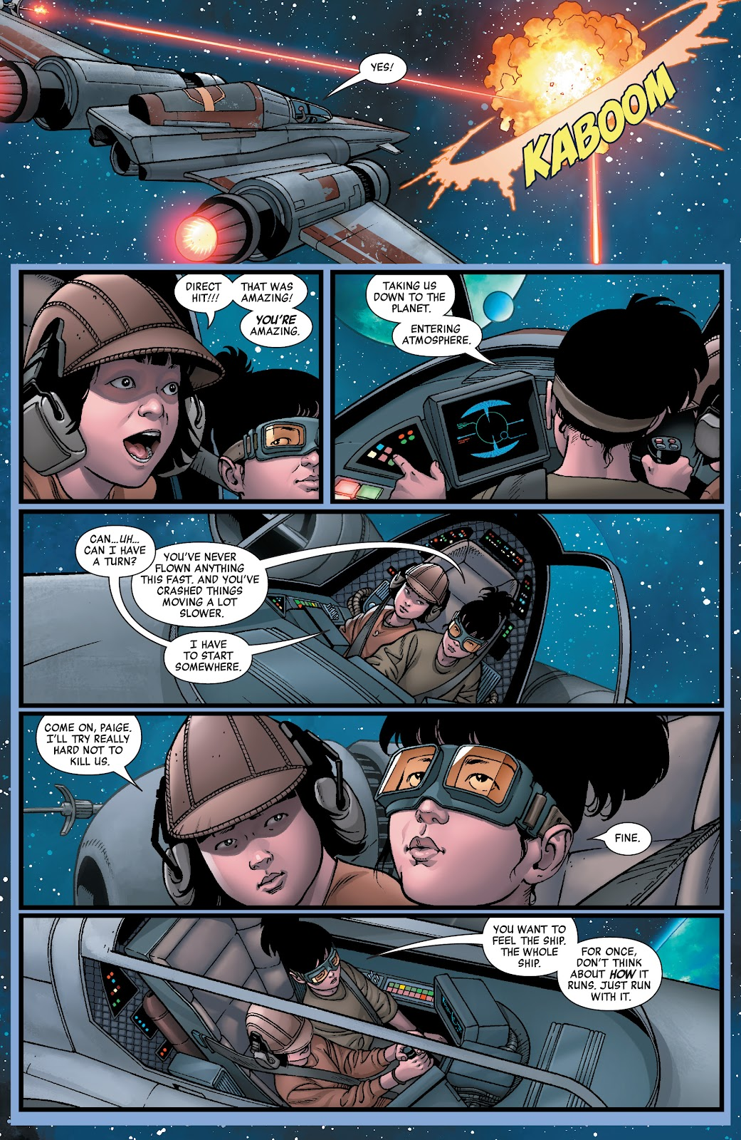 Read online Star Wars: Age of Republic: Heroes comic -  Issue # TPB - 52