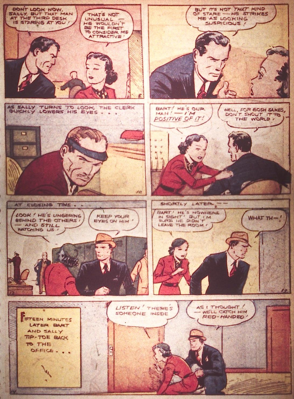 Read online Detective Comics (1937) comic -  Issue #16 - 37