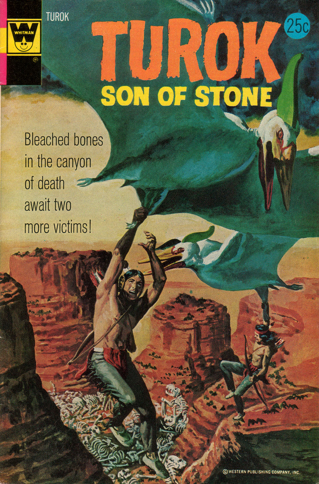 Read online Turok, Son of Stone comic -  Issue #91 - 1