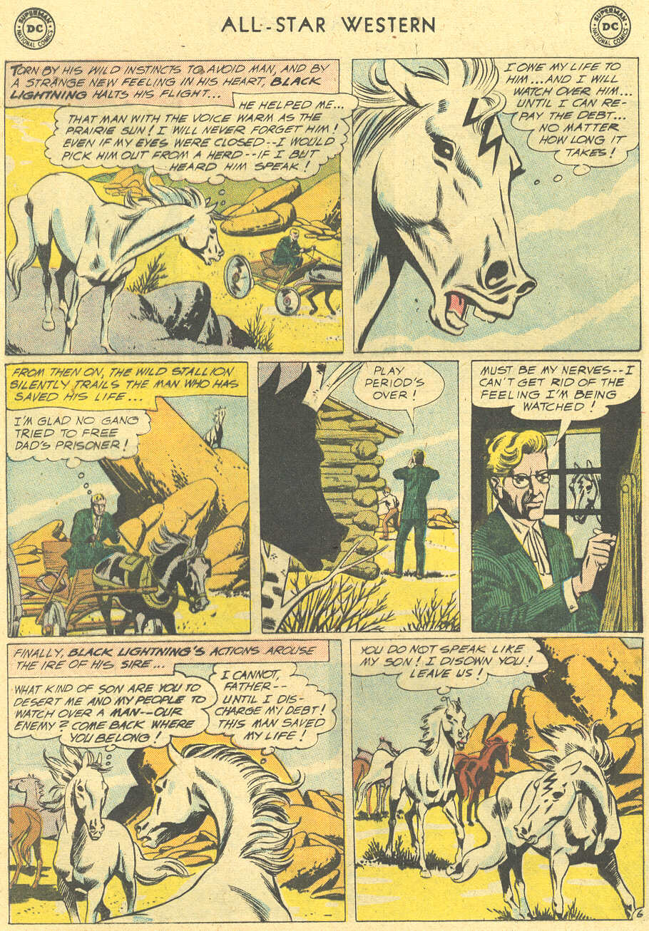Read online All-Star Western (1951) comic -  Issue #113 - 8